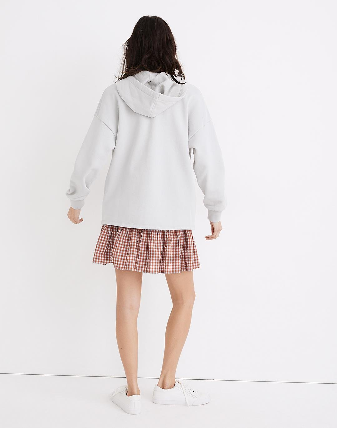 (Re)sourced Cotton Relaxed Hoodie Sweatshirt 2