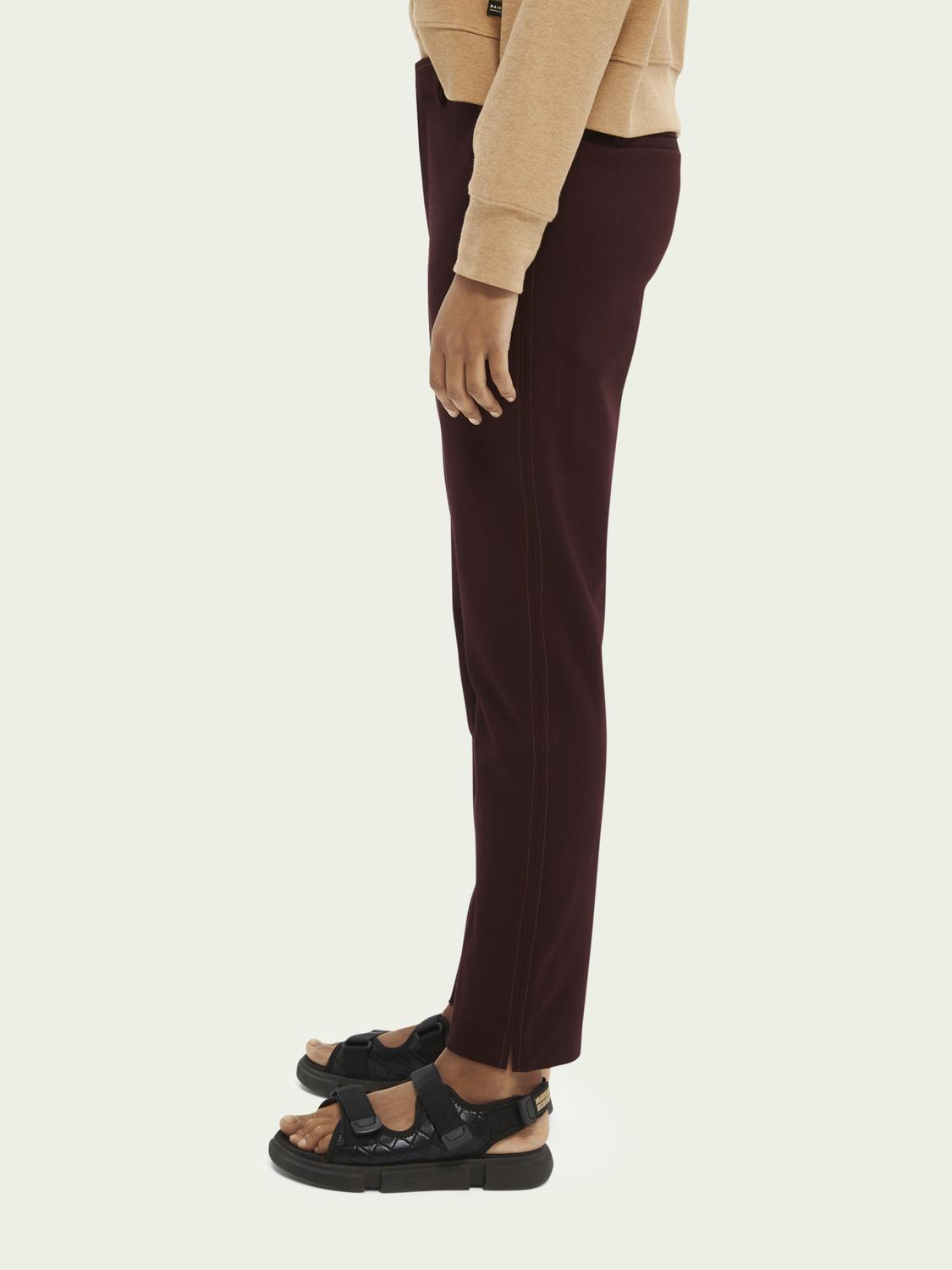 Lowry slim-fit tapered trousers 3