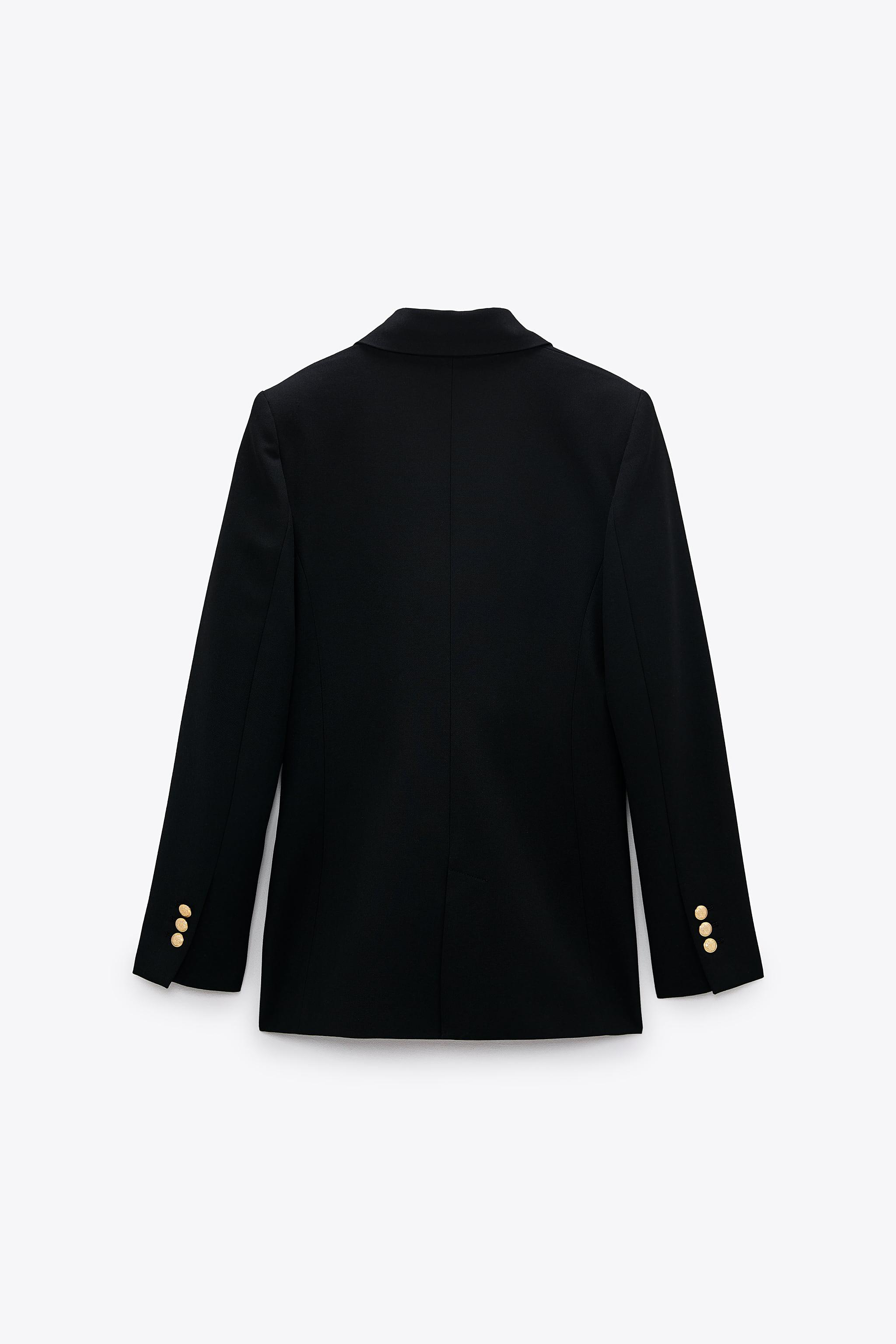 TAILORED DOUBLE BREASTED BLAZER 6