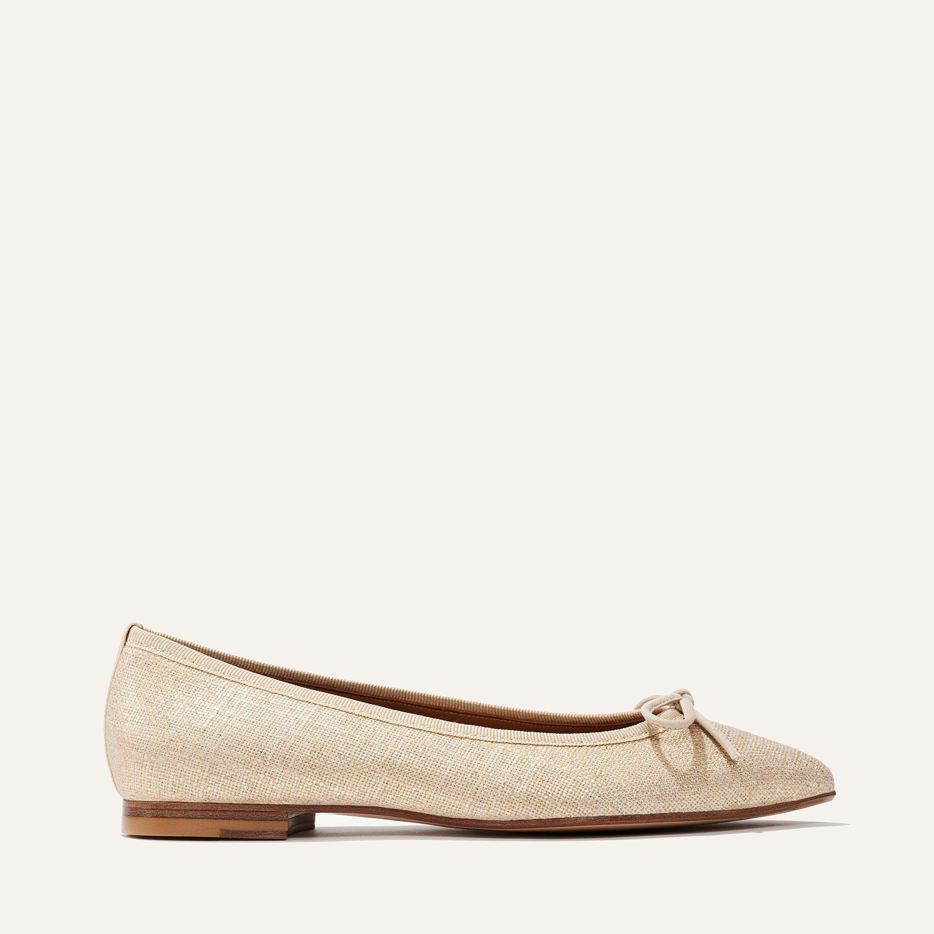 The Pointe - Gold Linen