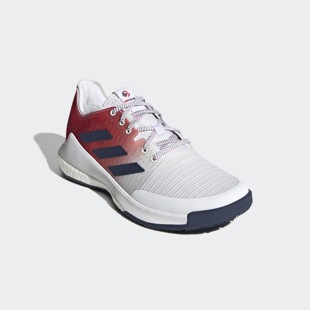 CrazyFlight Volleyball Shoes Cloud White