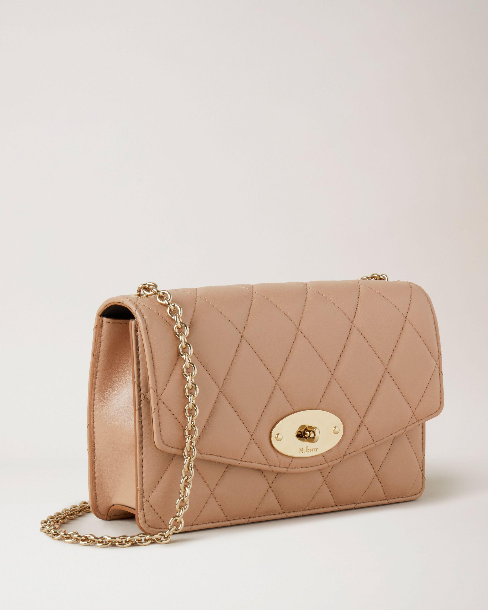 Small Darley with Leather & Chain Strap 2