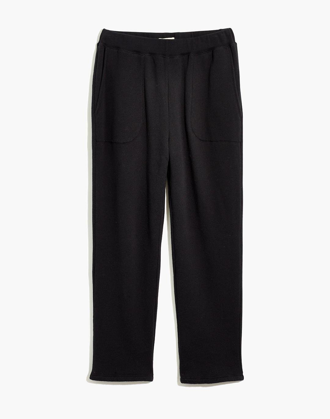 MWL Airyterry Tapered Sweatpants: Stitched-Pocket Edition 3