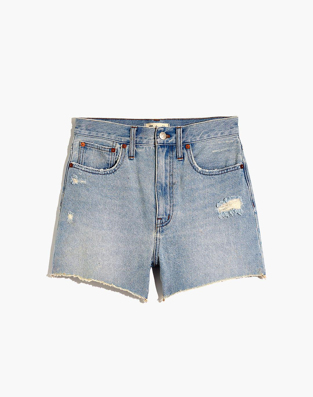 The Momjean Short in Byers Wash: Ripped Edition 4