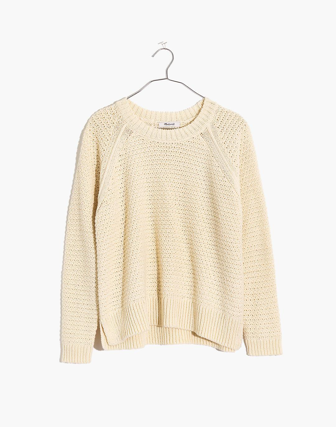 Open-Stitch Hopedale Pullover Sweater 3