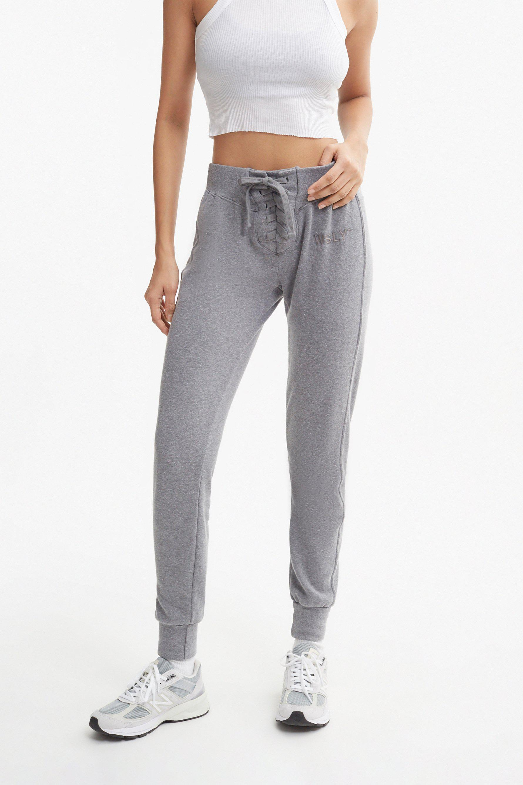 The Ecosoft Tie Up Jogger