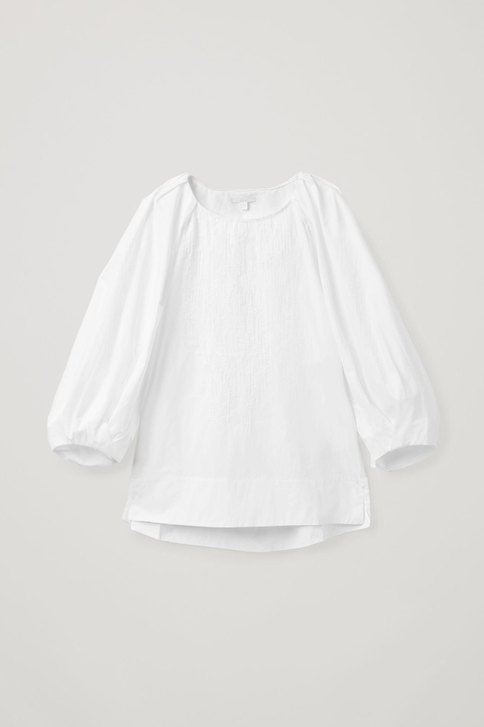 EMBROIDERED BLOUSE 5