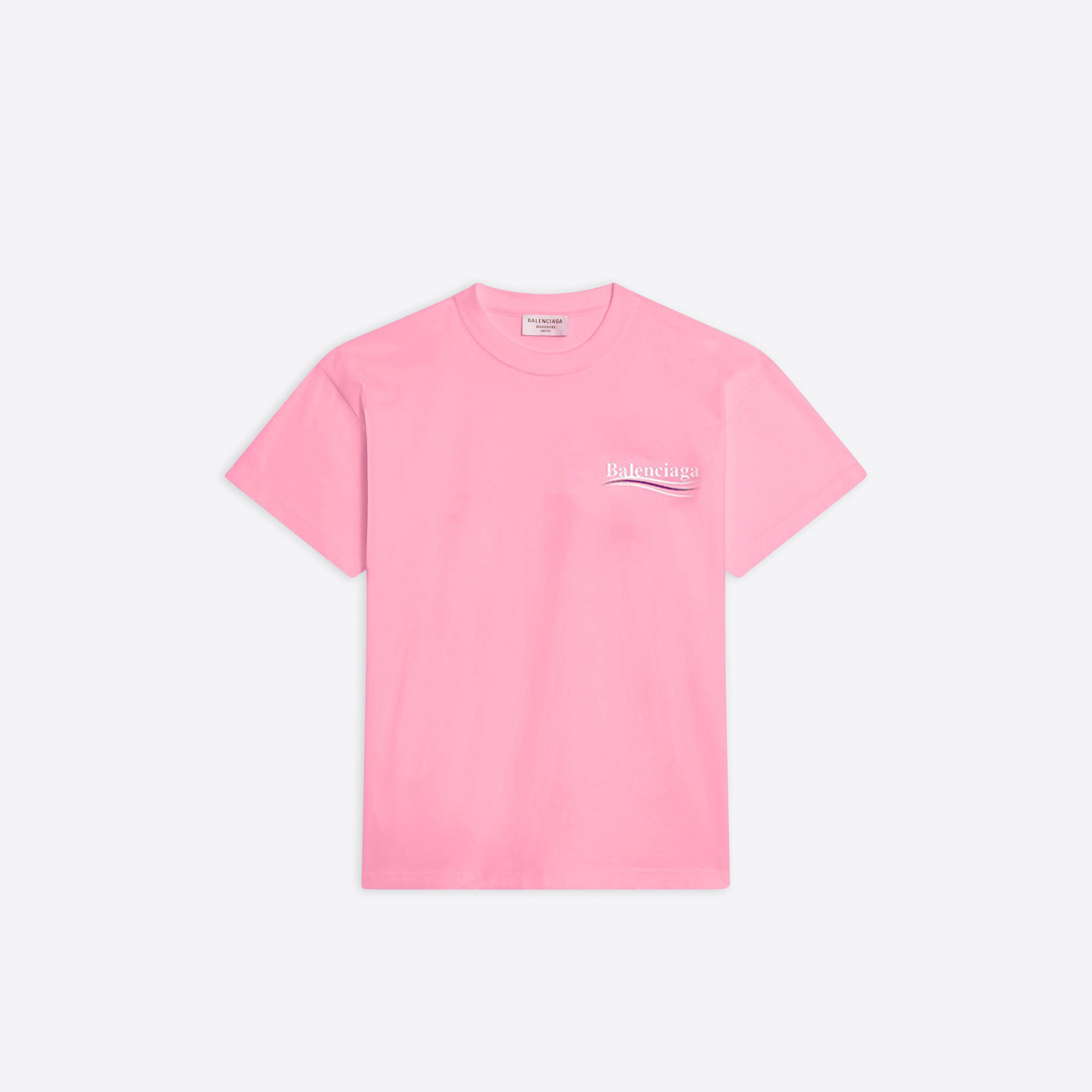 Political Campaign T-Shirt Small Fit