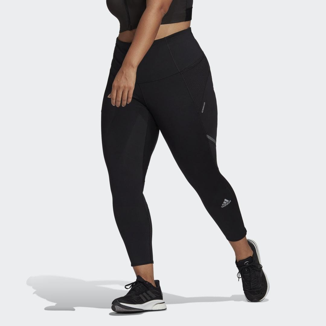 How We Do Long Tights (Plus Size) Black