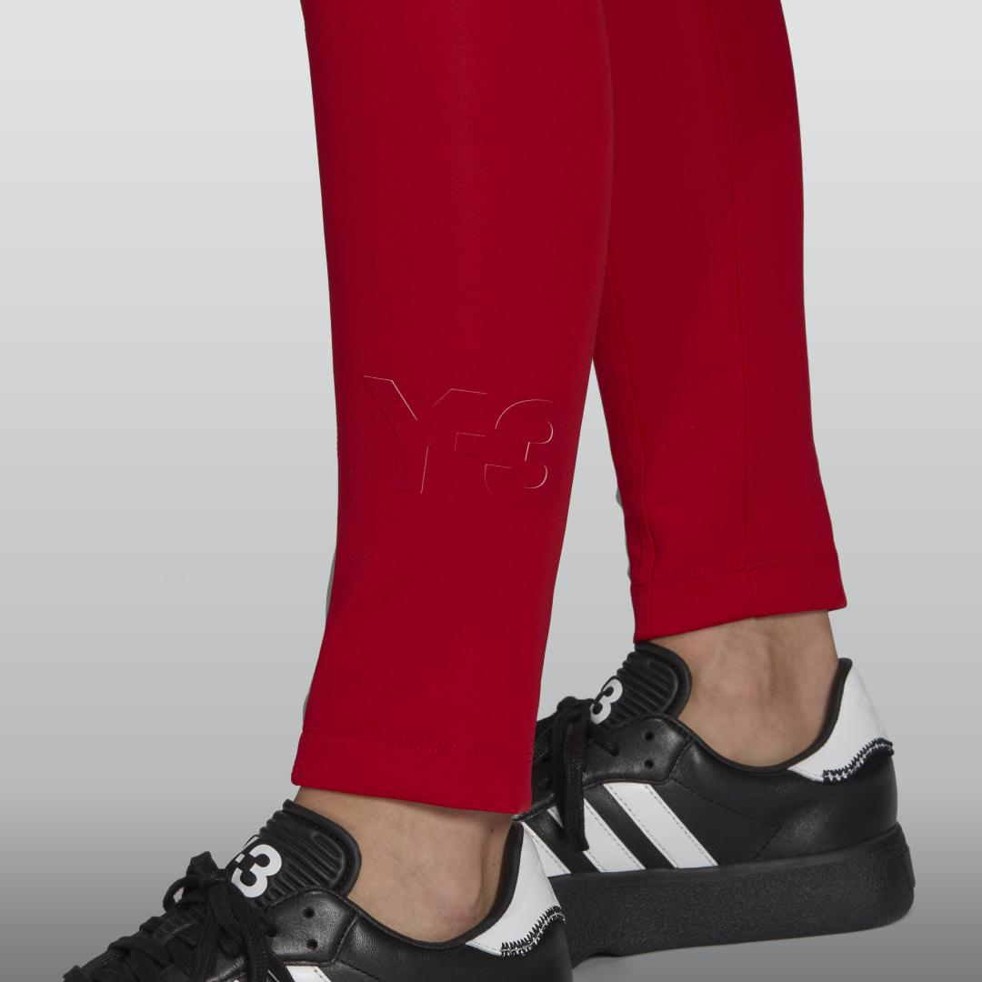 Y-3 Classic Tights Red 1