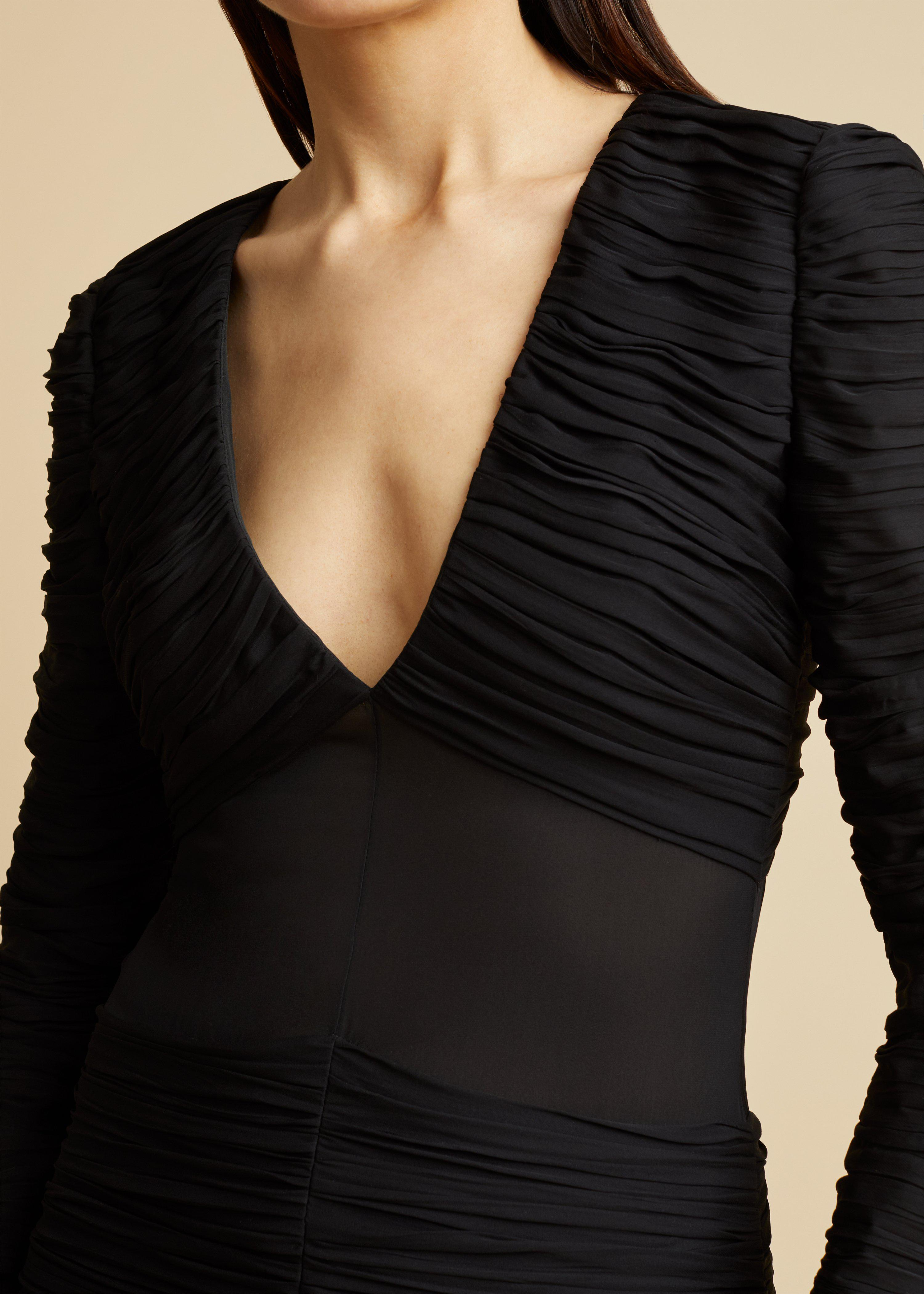 The Mary Dress in Black 6