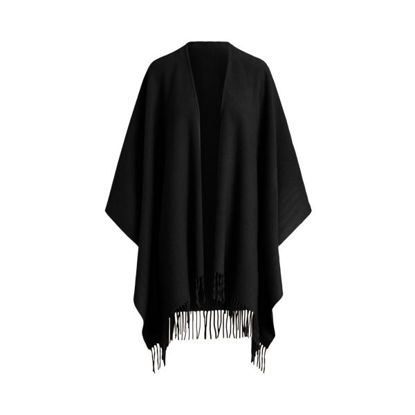 Oversize Cashmere-Wool Wrap
