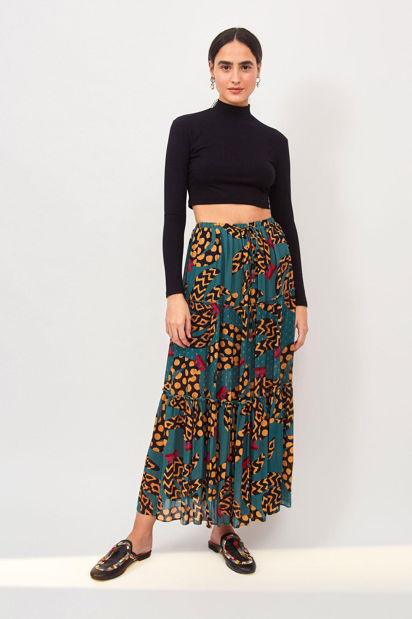 SOLID BLACK CROPPED TOP 1