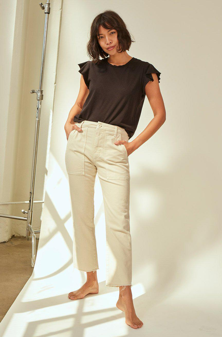 EASY ARMY TROUSER BARE 1