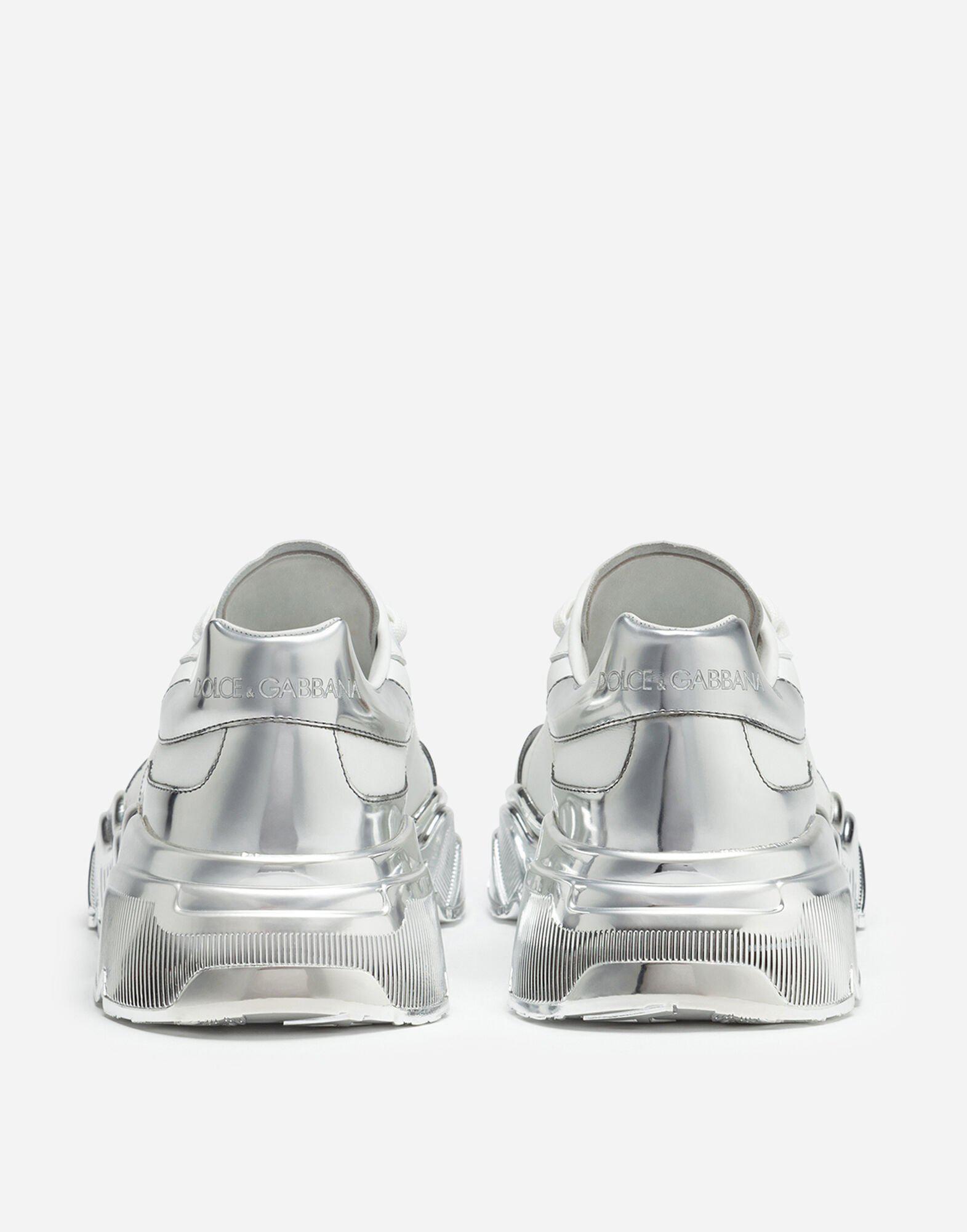 Daymaster sneakers in nappa leather with mirrored bottom 2