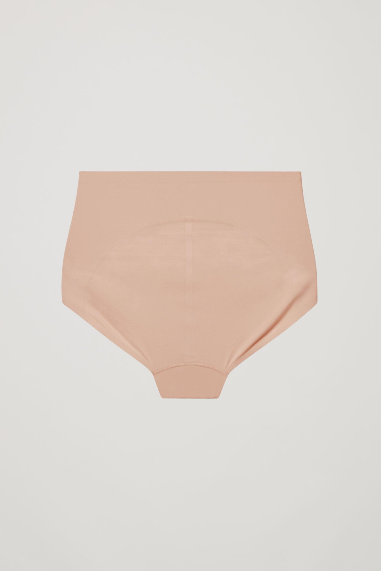 CONTROL HIGH-WAISTED RECYCLED NYLON BRIEFS 4