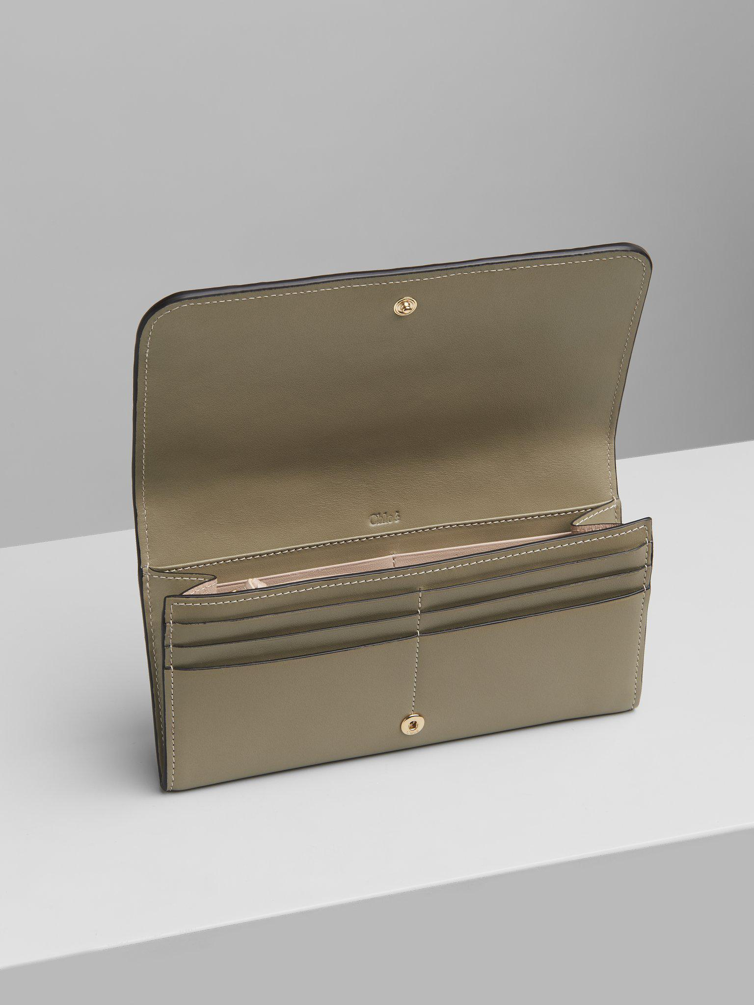 WALDEN LONG WALLET WITH FLAP 1