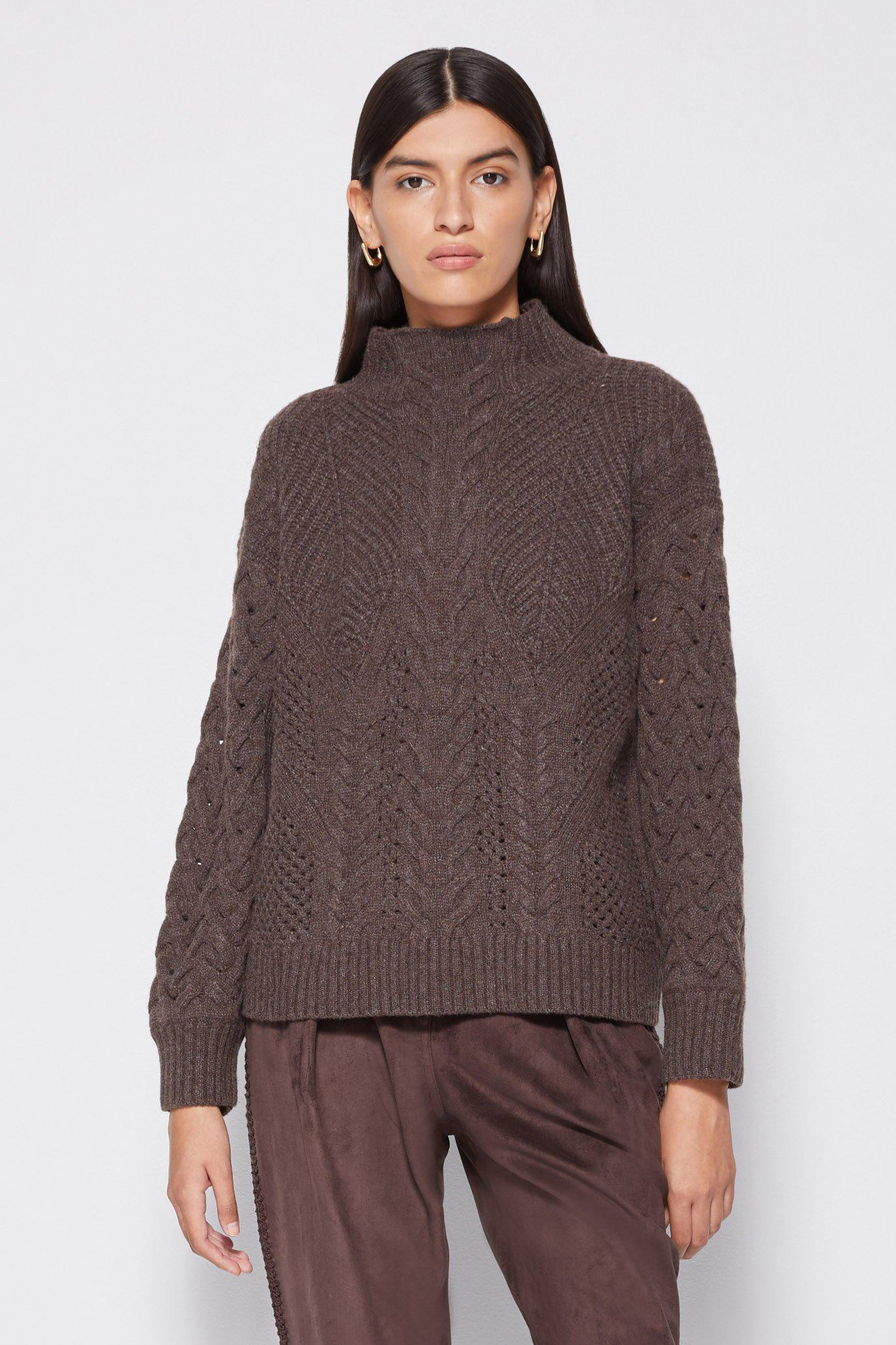 Brynlee Cable Pullover