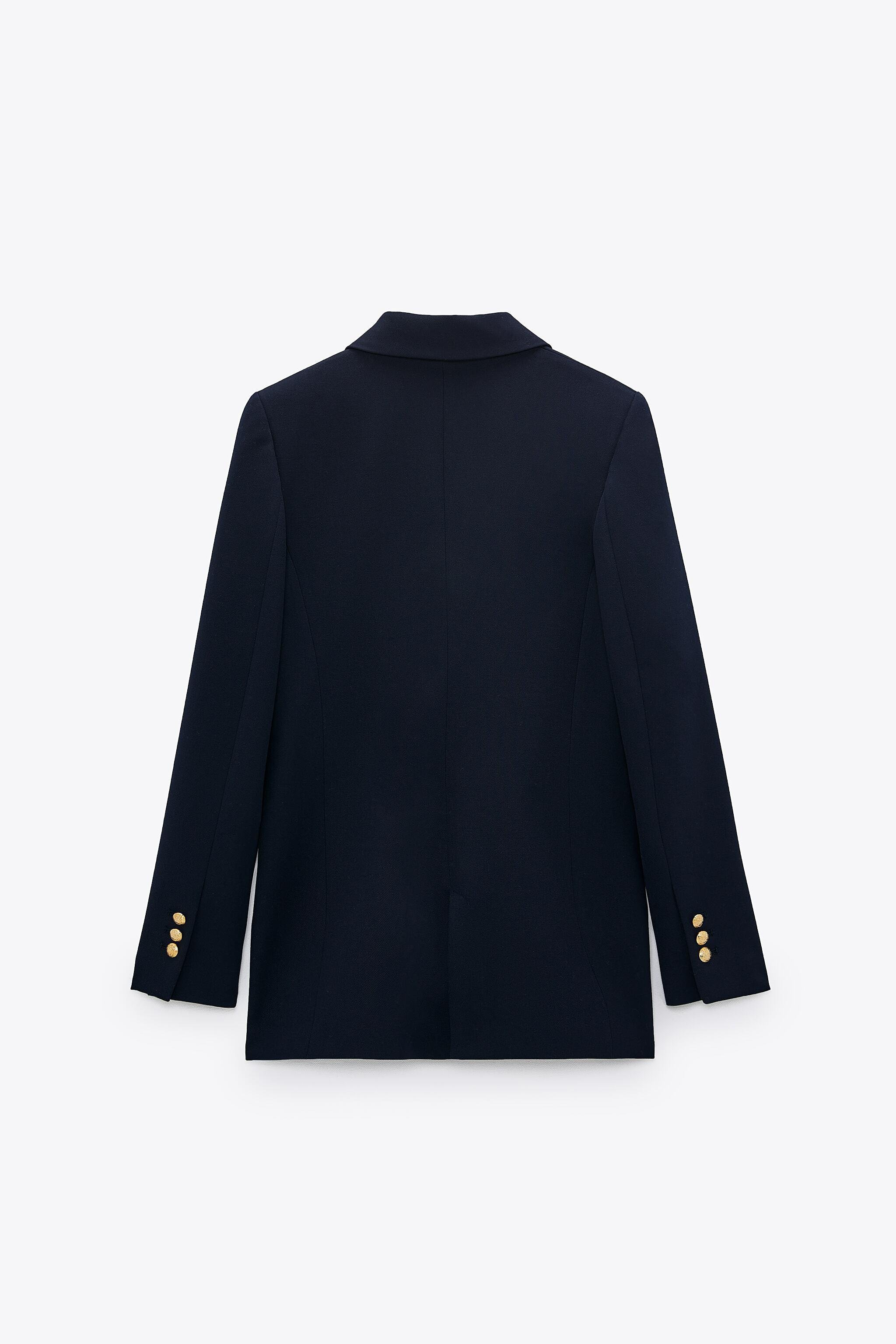 TAILORED BLAZER WITH BUTTONS 8