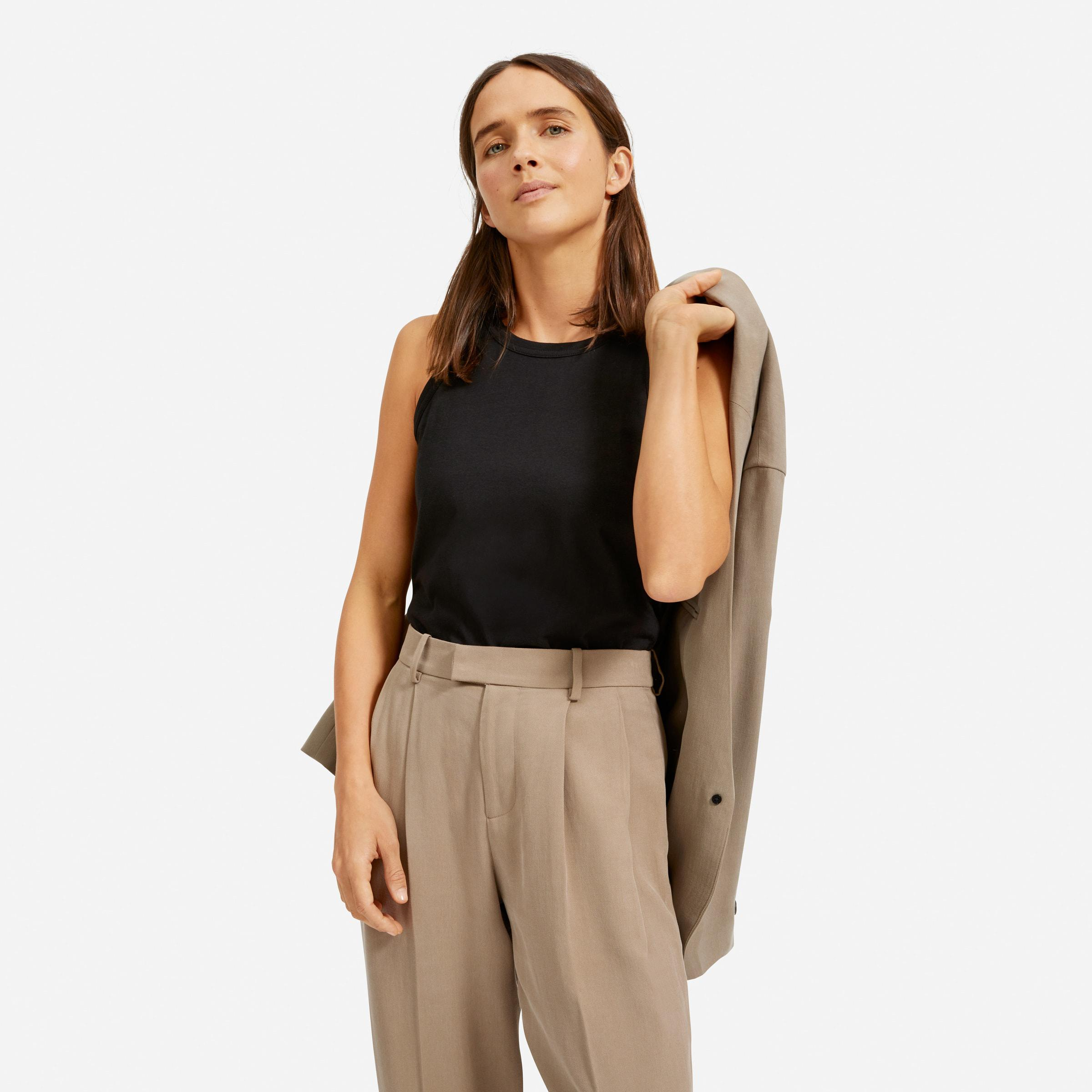 The Put-Together Pleat Pant 4