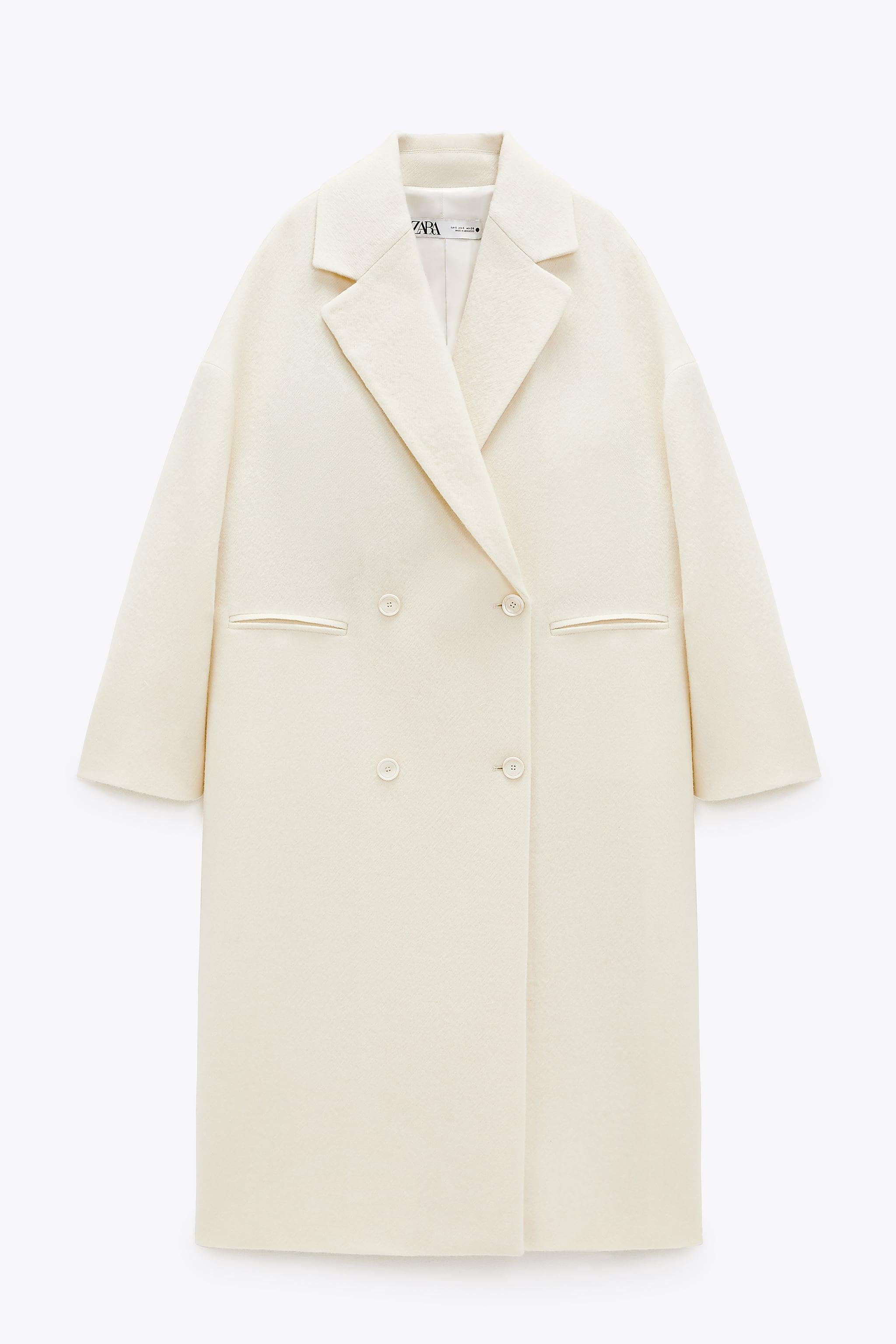 OVERSIZED WOOL COAT LIMITED EDITION 9