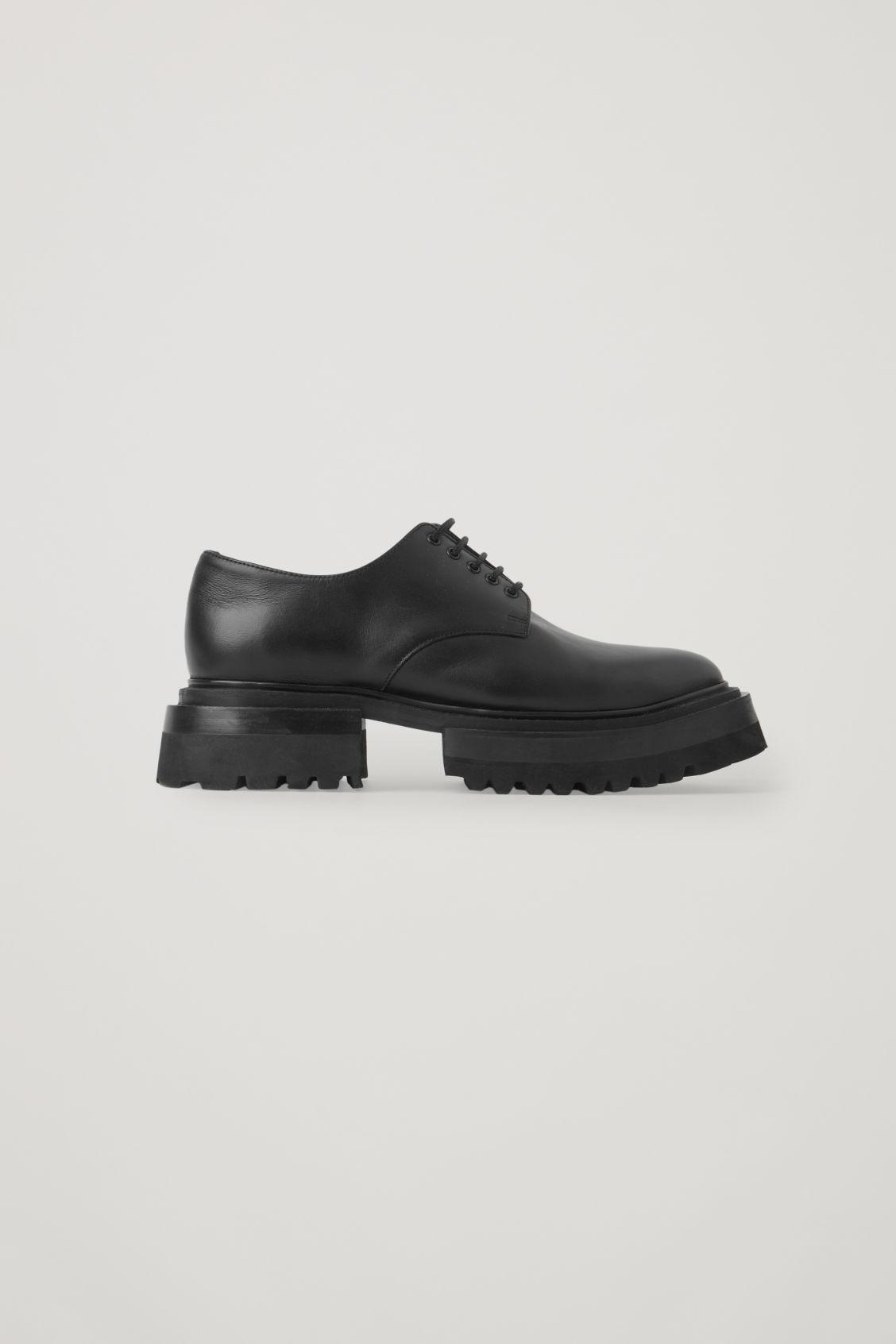 CHUNKY DERBY SHOES 5