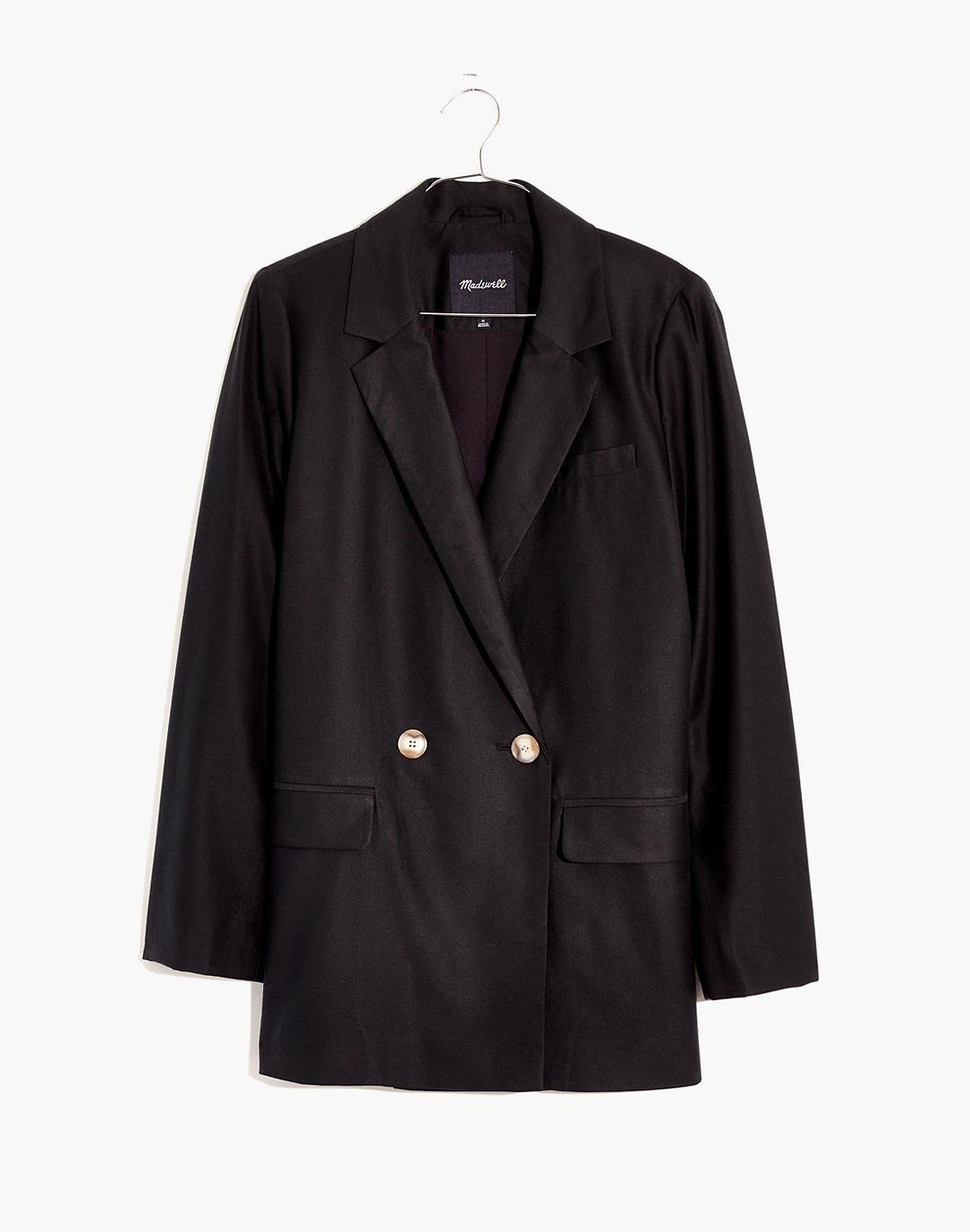 Caldwell Double-Breasted Blazer: Two Button Edition 2