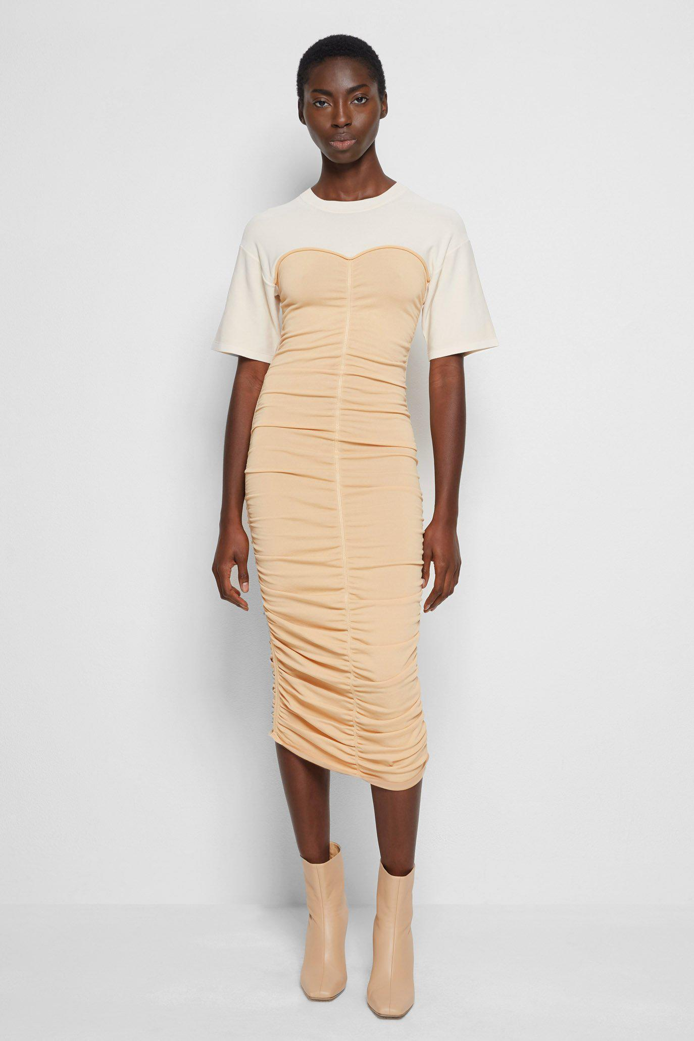Charleigh Ruched Dress