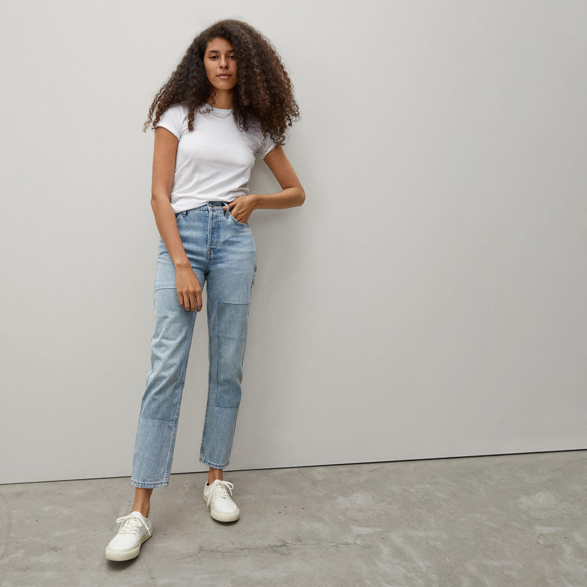 The '90s Cheeky Jean