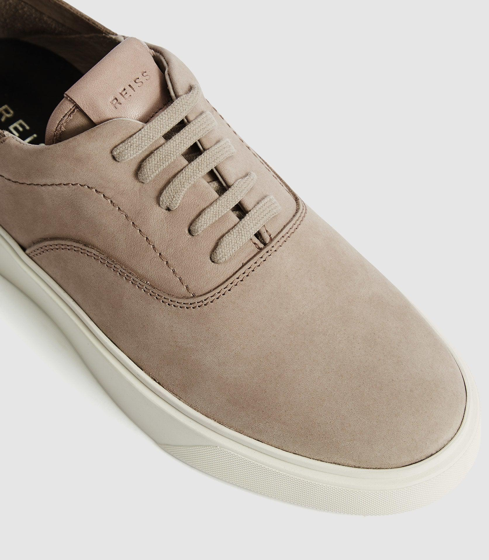 ACER - NUBUCK LACE UP TRAINERS 2