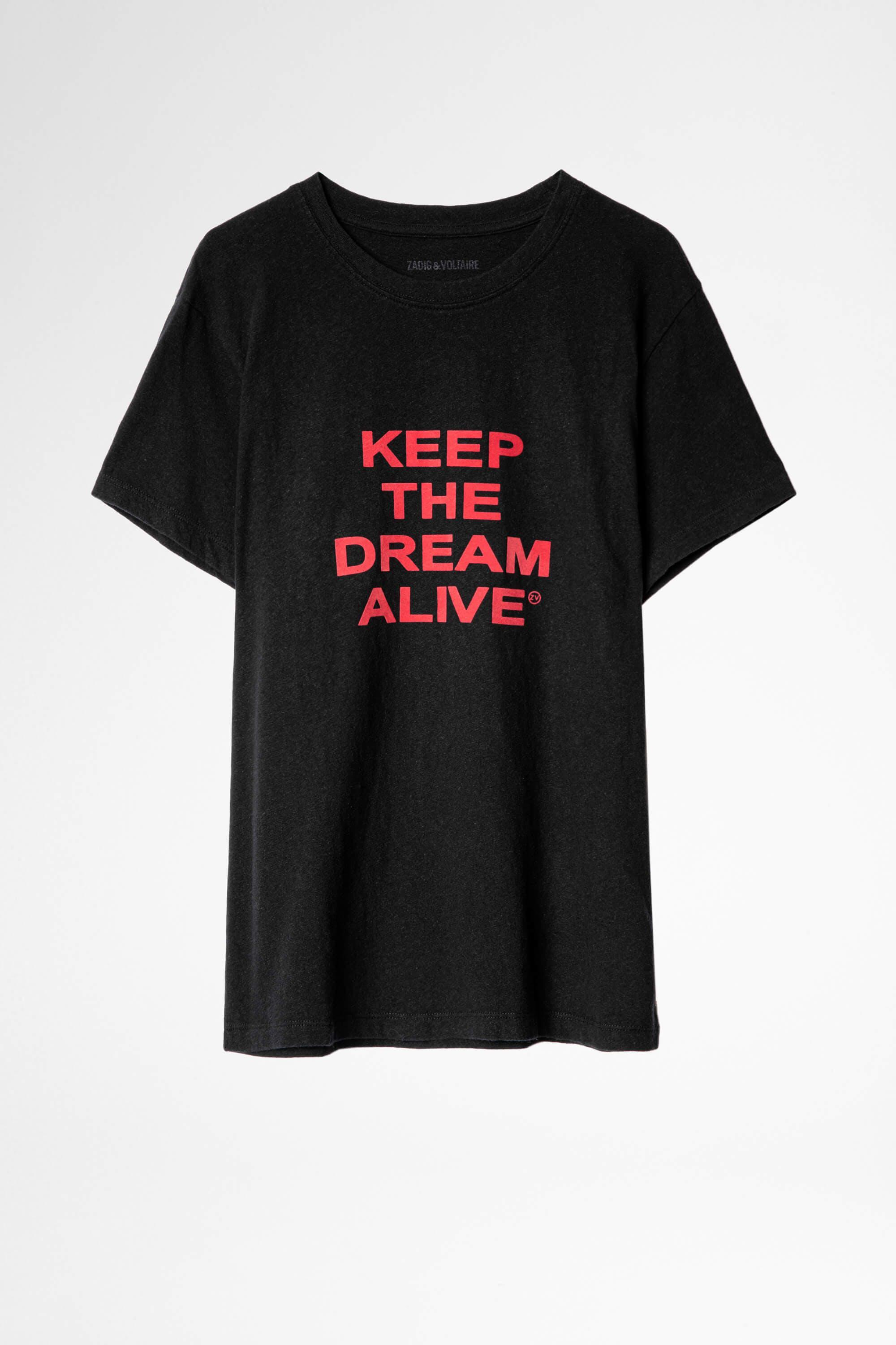 Dona Keep The Dream Alive T-Shirt 4