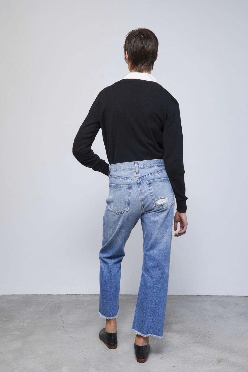 Marcel Relaxed Straight Jean Murray Vintage Patchwork No.2 3