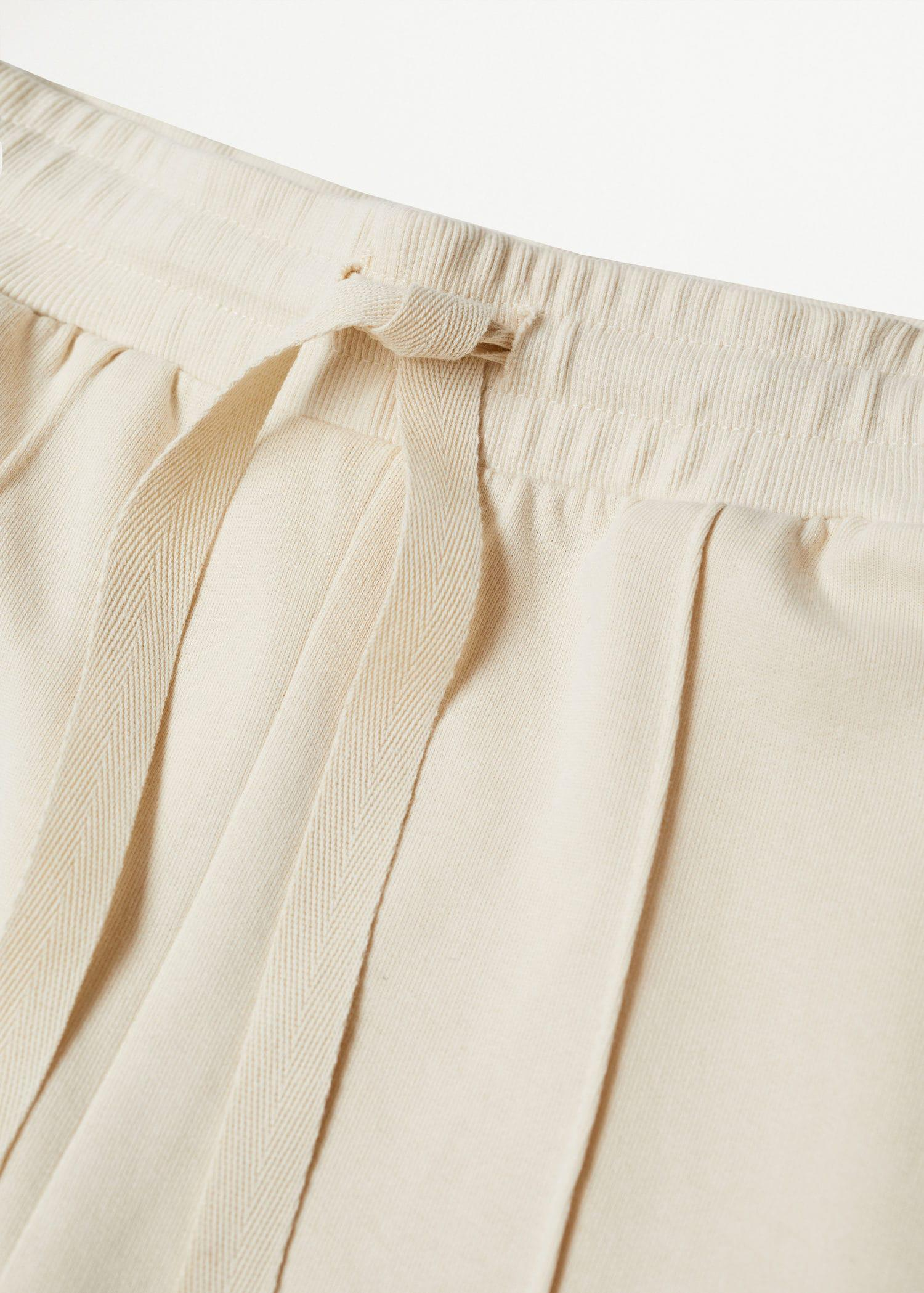 Sustainable cotton jogger pants 6