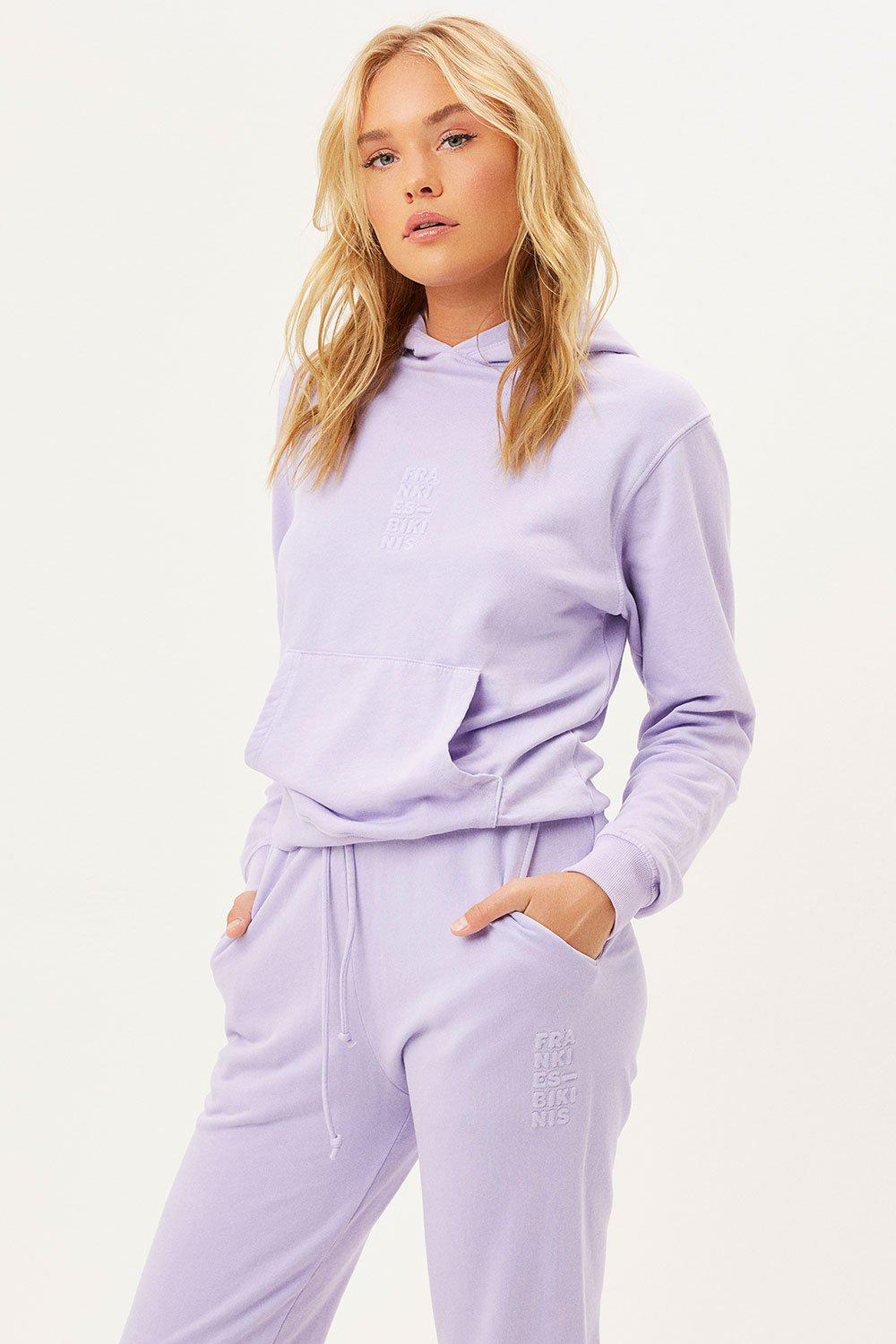 Aiden Sweatshirt - Lilac