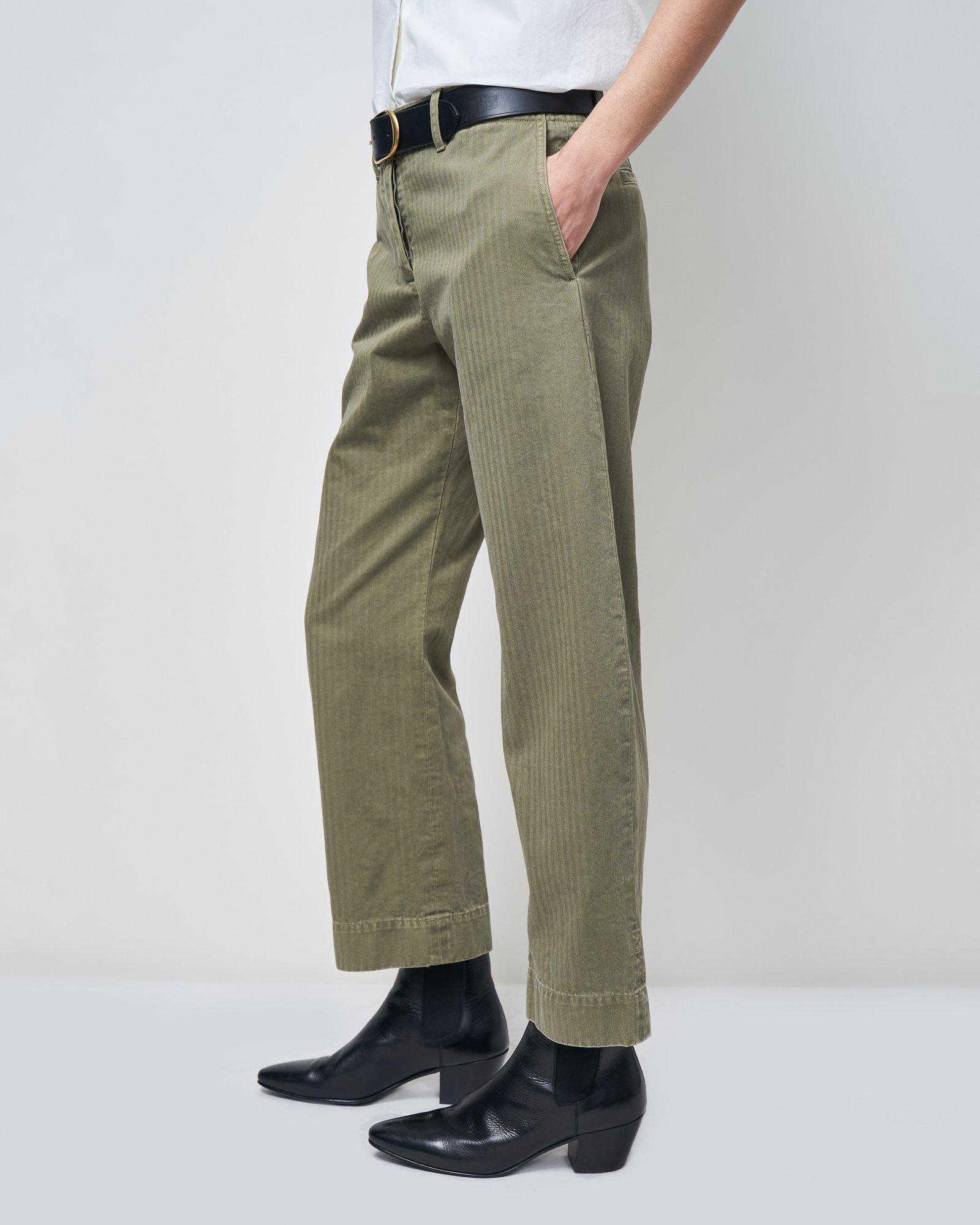 TOMBOY PANT WITH CUFF 2
