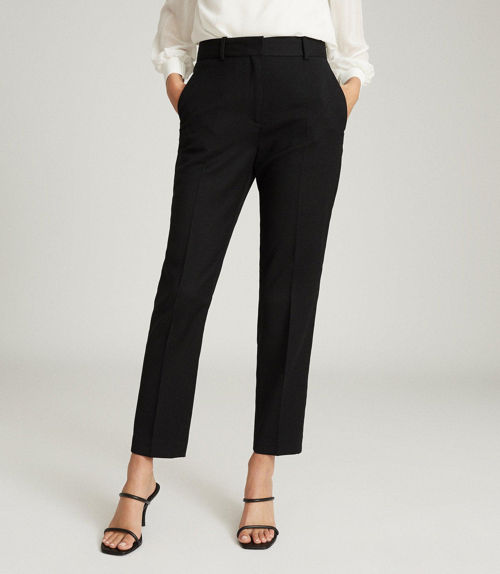 HAYES - SLIM FIT TAILORED PANTS 1
