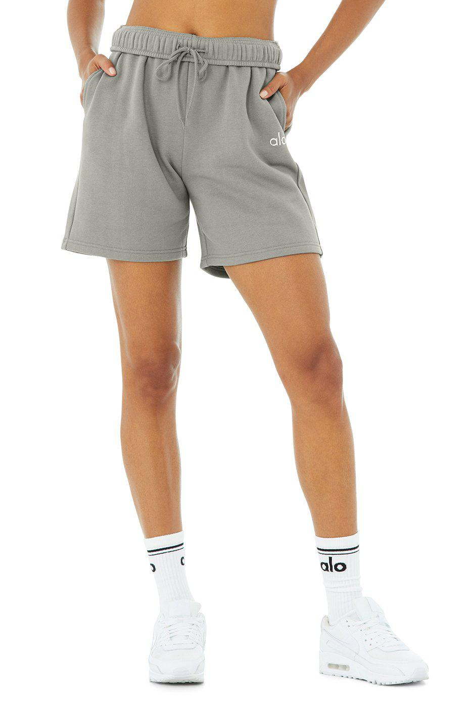 Accolade Sweat Short - Sterling