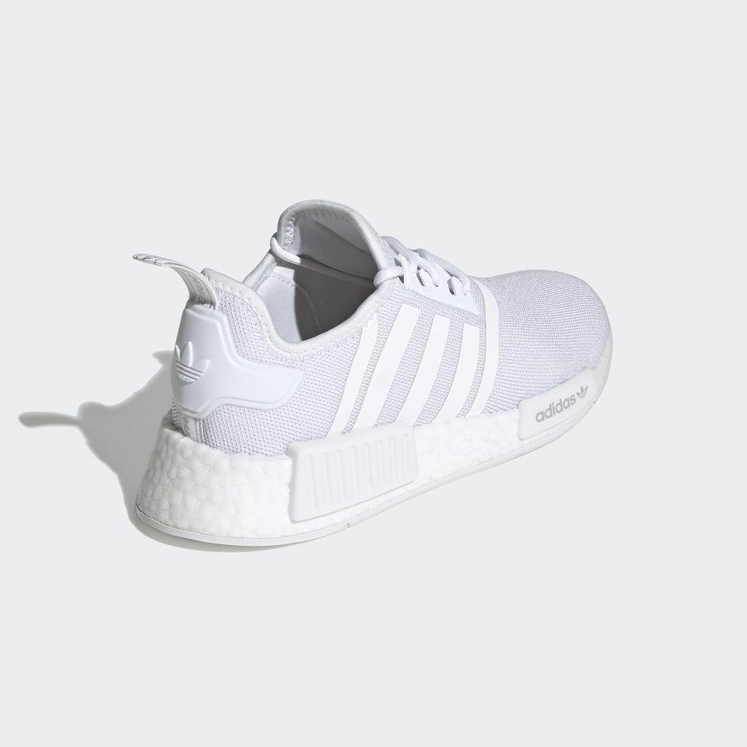NMD_R1 Primeblue Shoes White 1