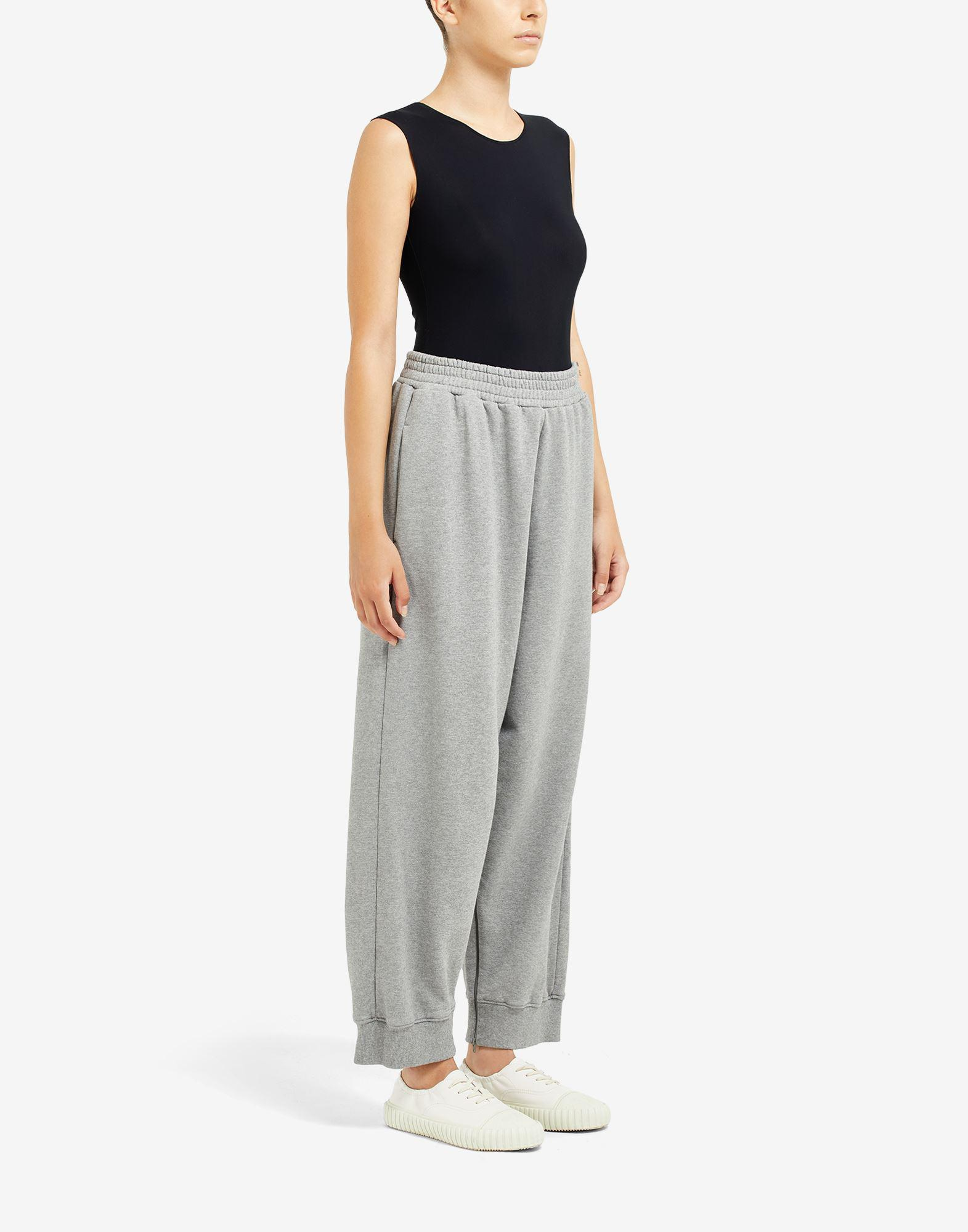 Oversized tracksuit trousers 1