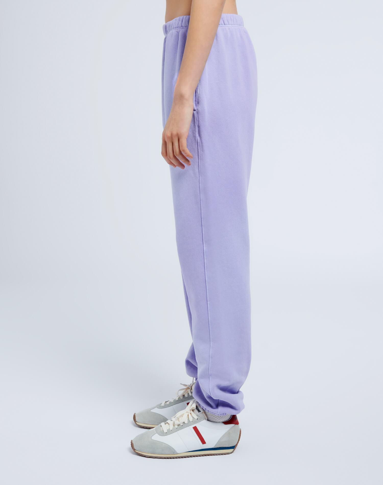 80s Sweatpant - Faded Orchid 2