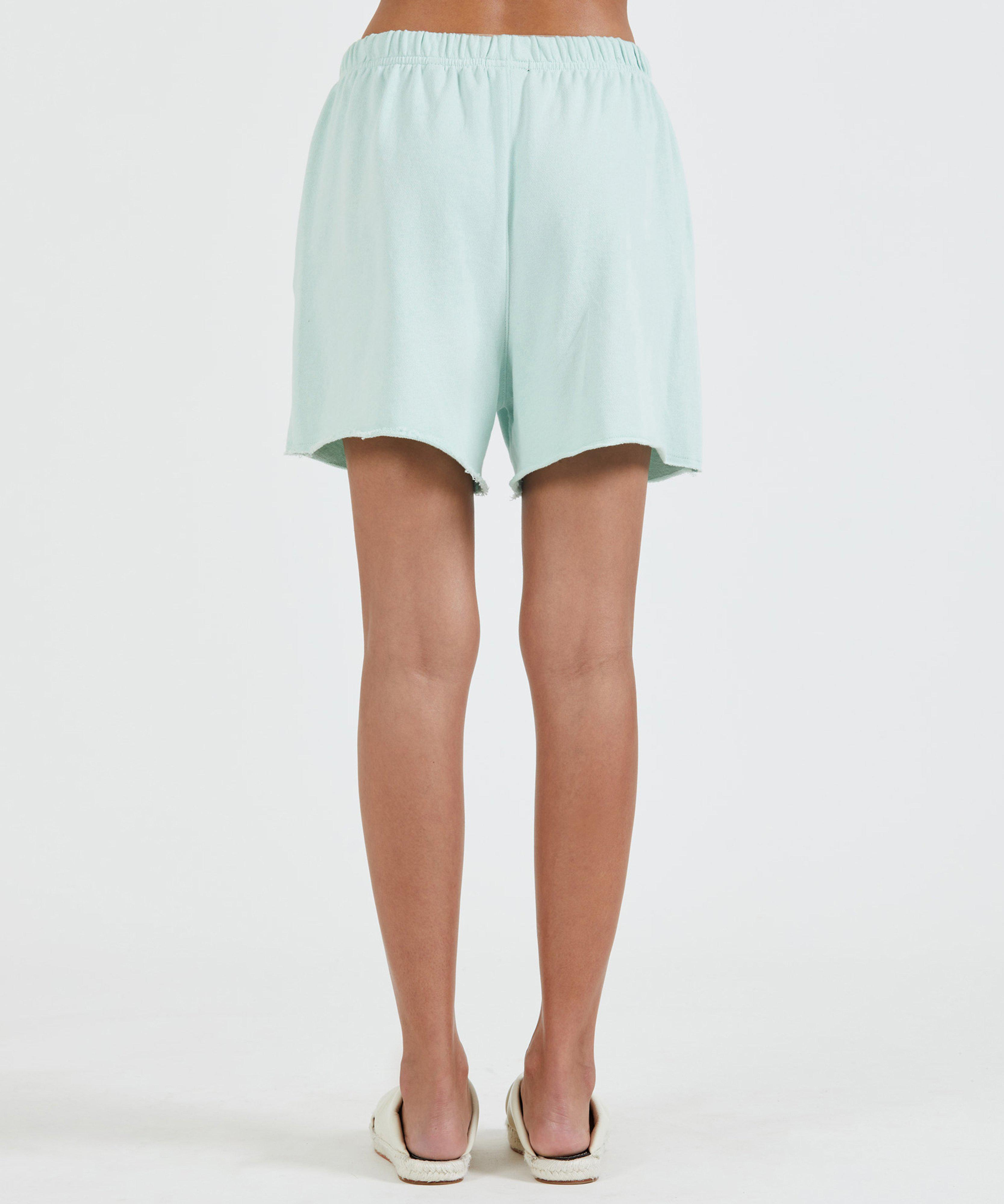 French Terry Pull-On Short - Mint 2