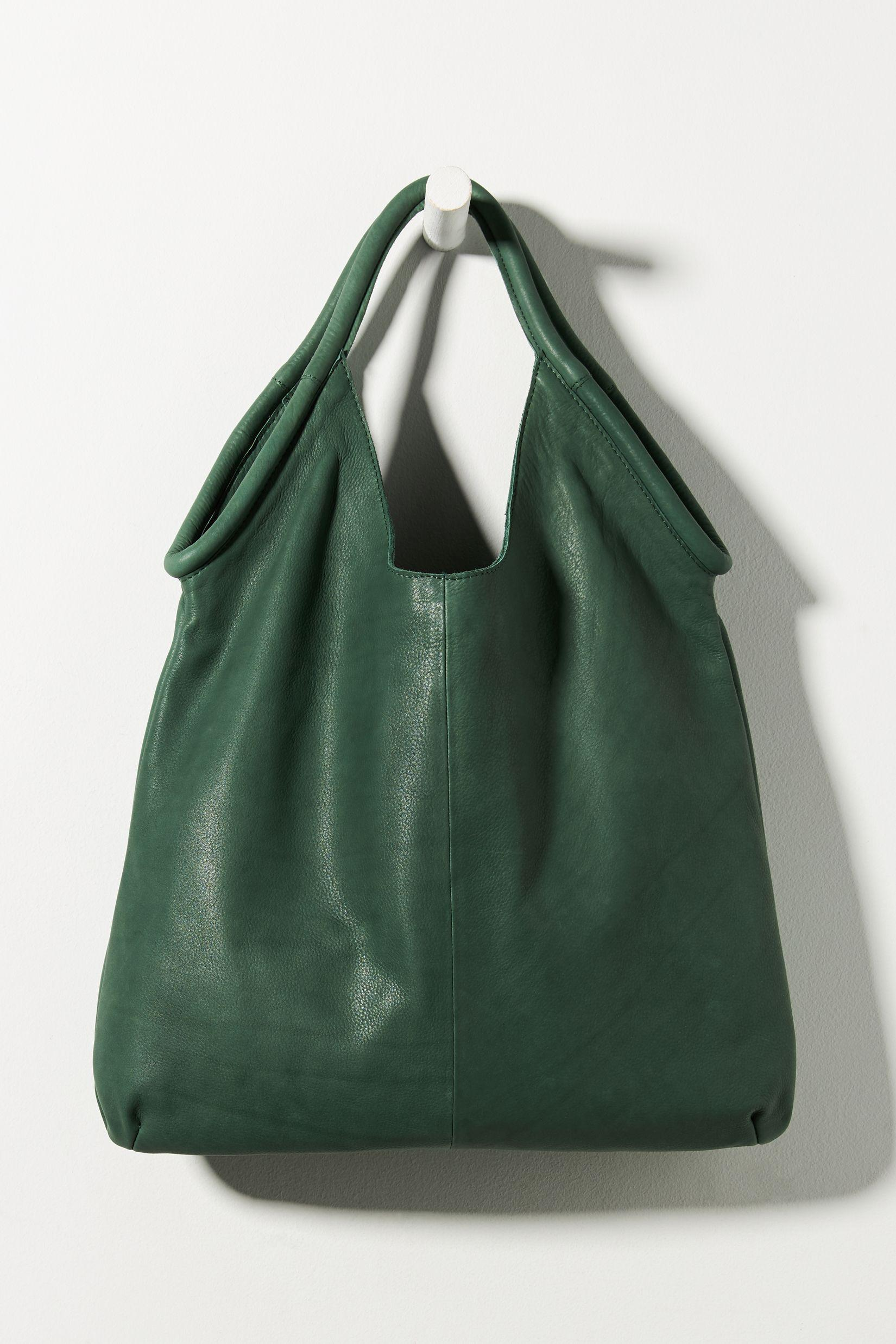 Isa Leather Tote Bag