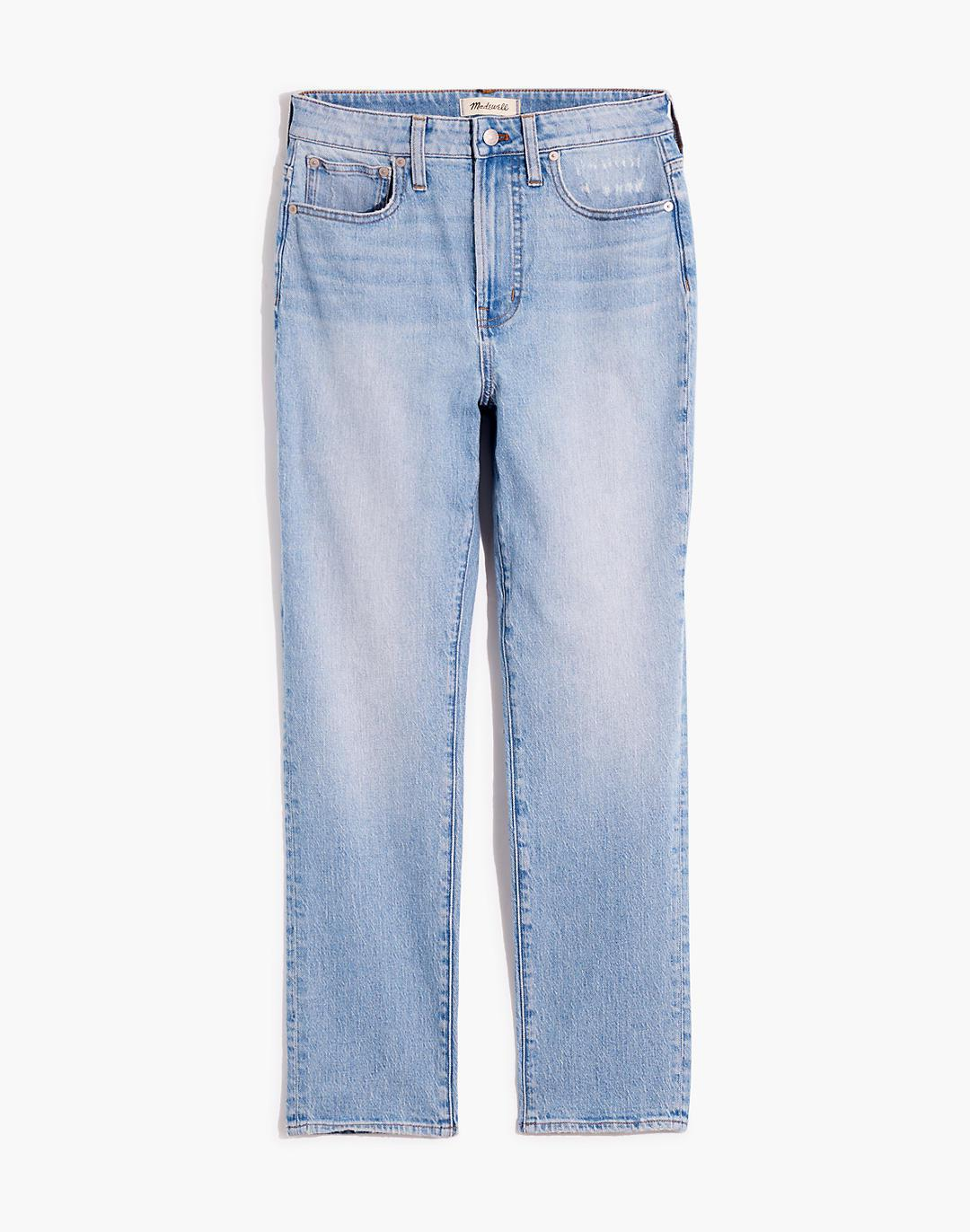 The Curvy Perfect Vintage Jean in Fiore Wash 4