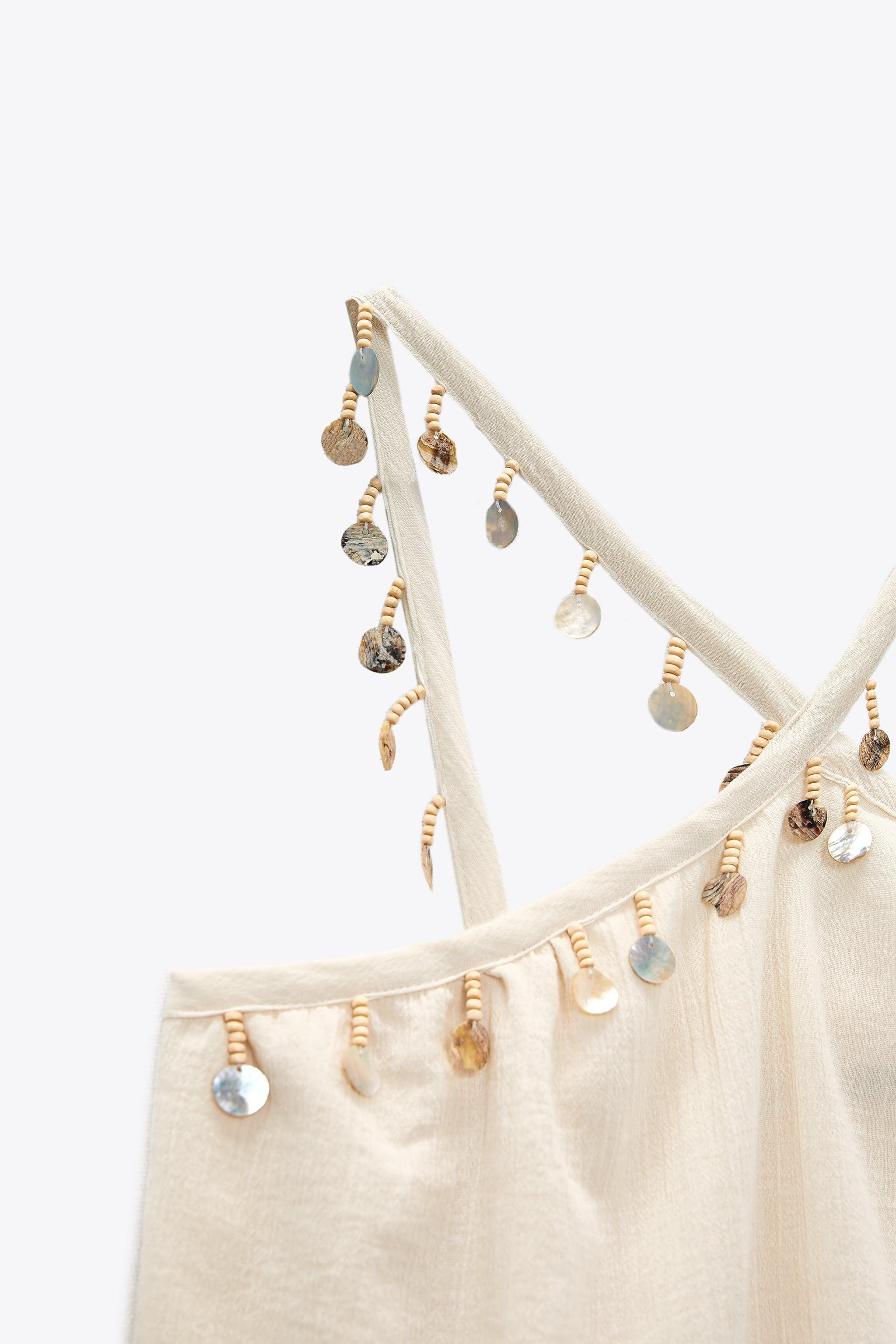 CAMISOLE WITH SHELLS 3