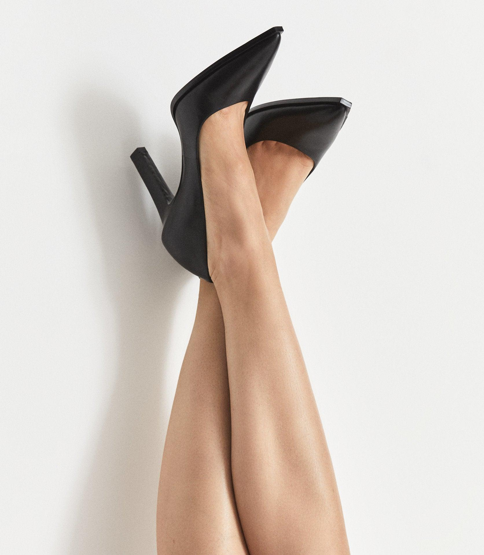 ADA COURT - LEATHER COURT SHOES 6