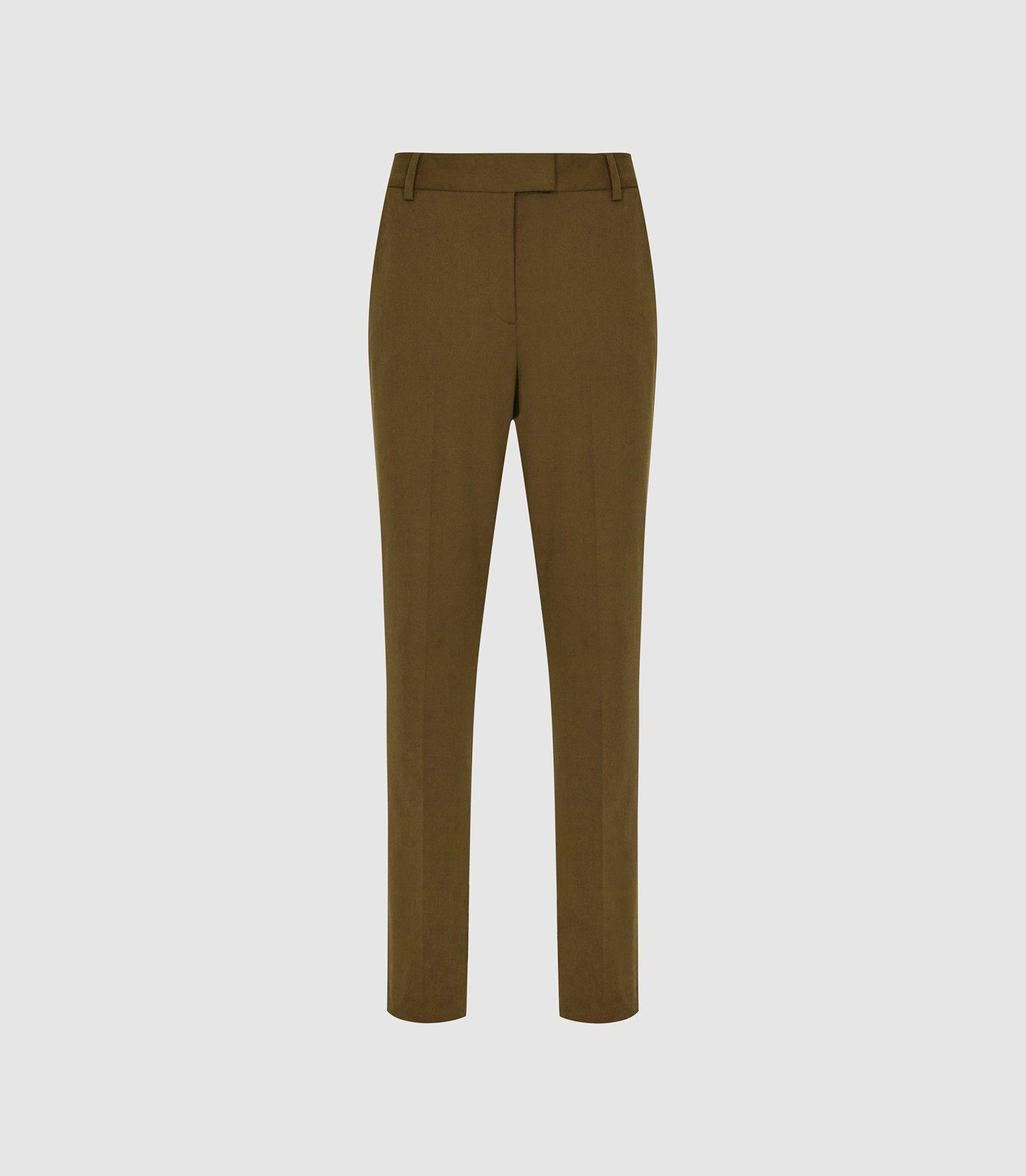 JOANNE - SLIM FIT TAILORED TROUSERS 4