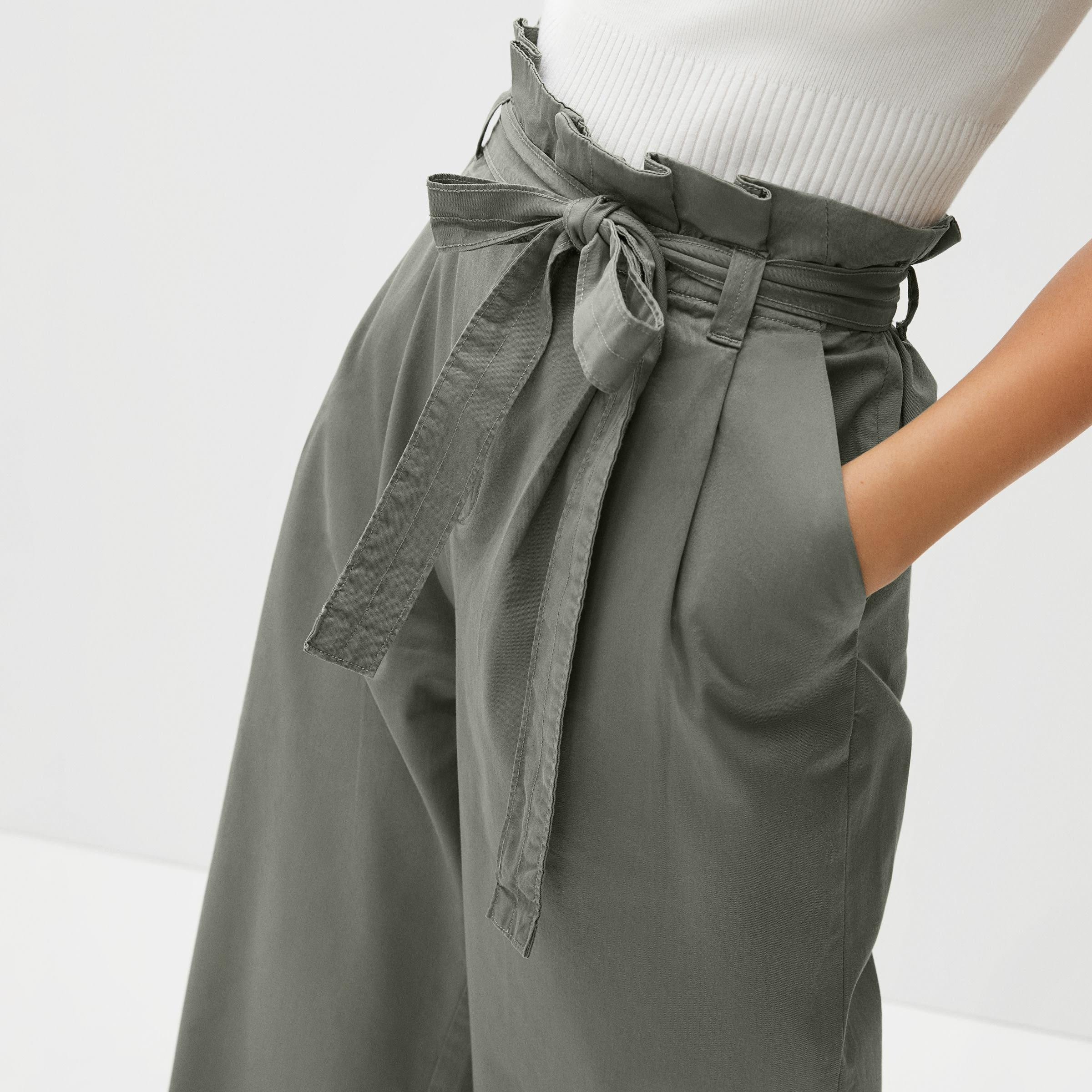 The Paperbag Pant 3