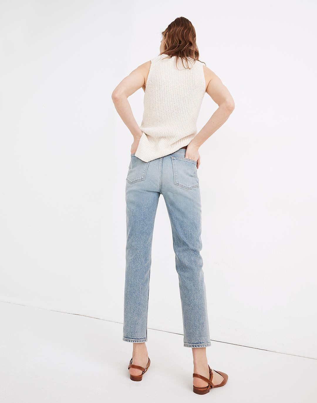 Rivet & Thread Perfect Vintage Jeans in Ryerson Wash 2
