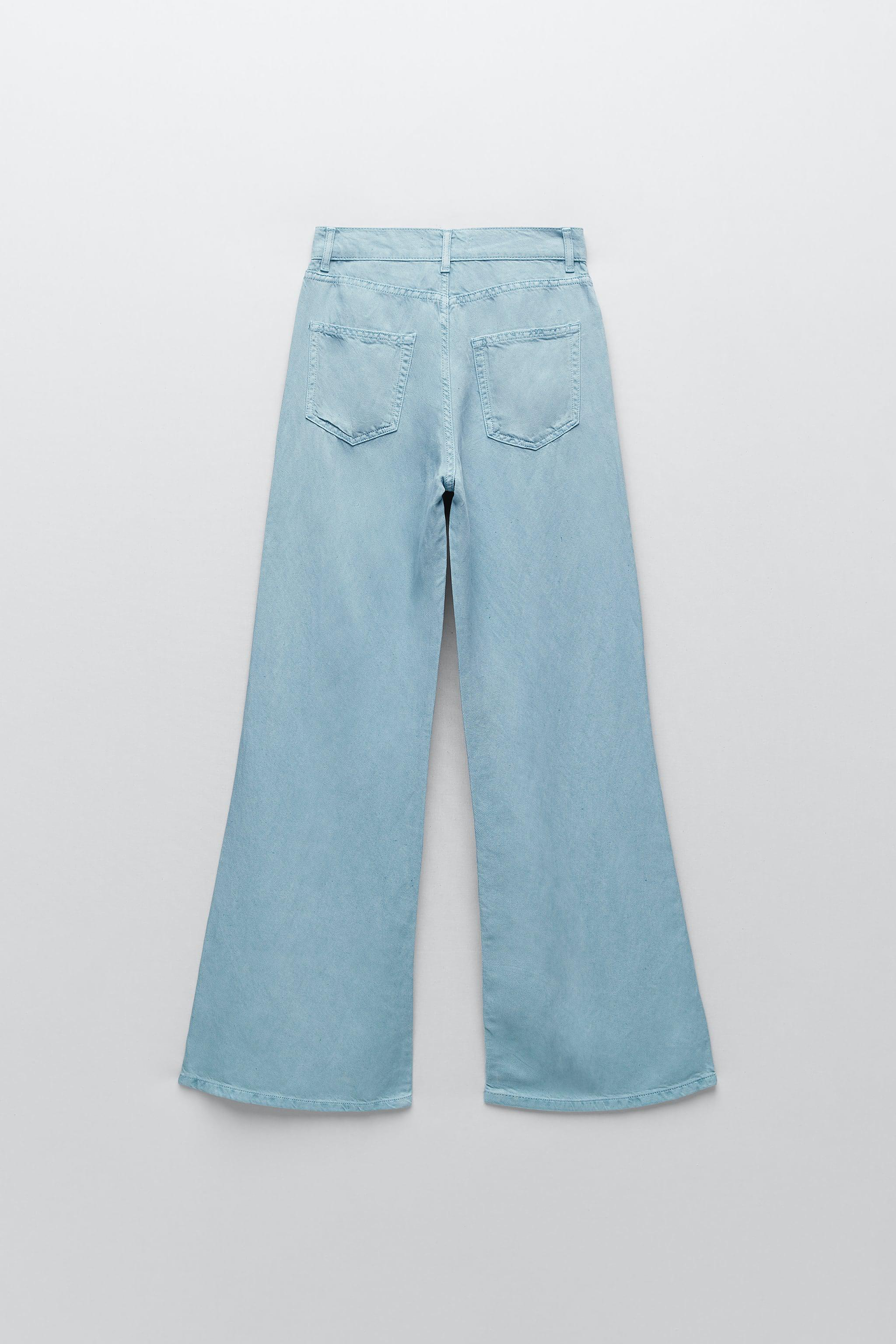 THE DITTA WIDE LEG ZW JEANS 2