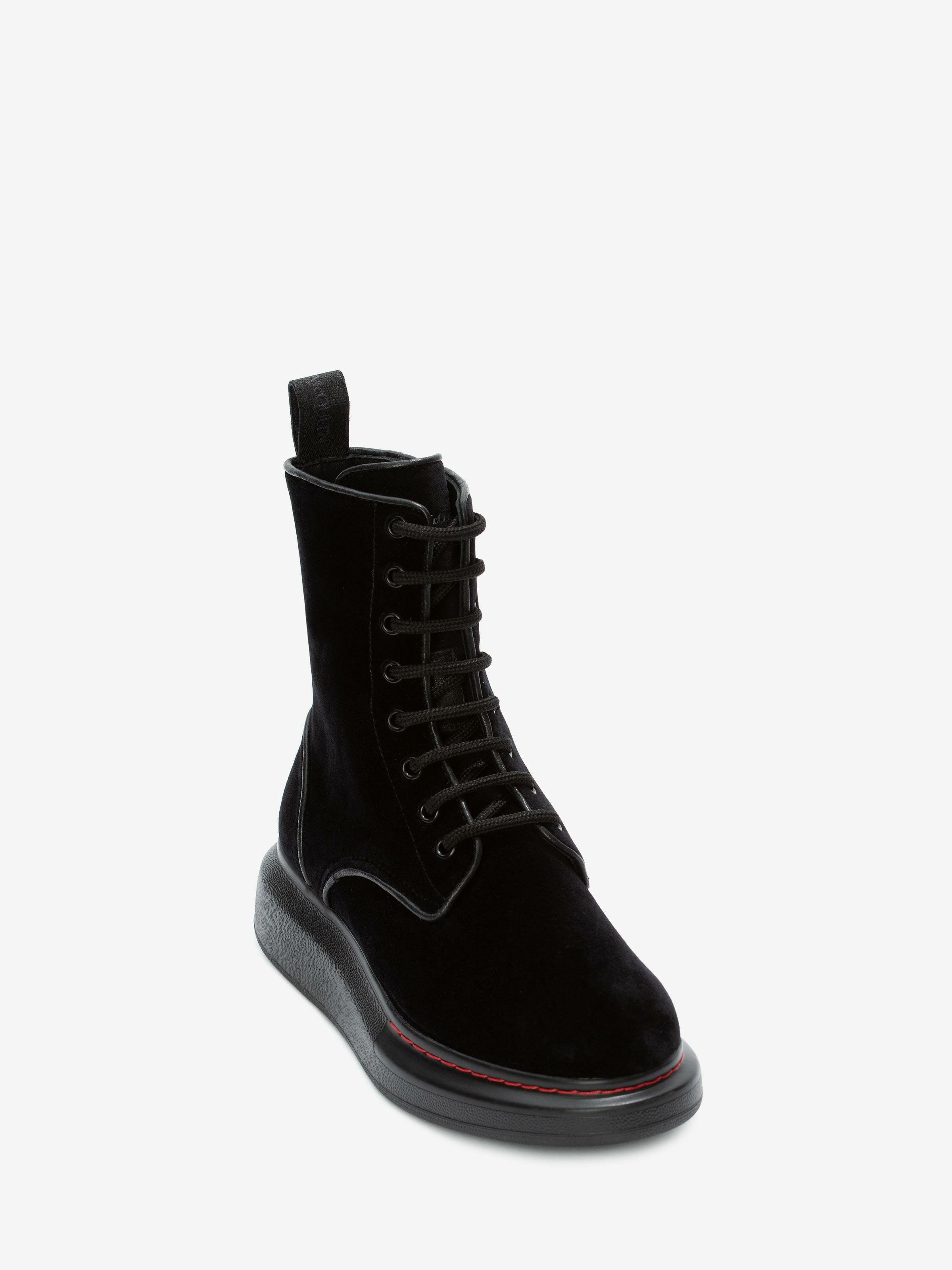 Hybrid Lace Up Boot 1